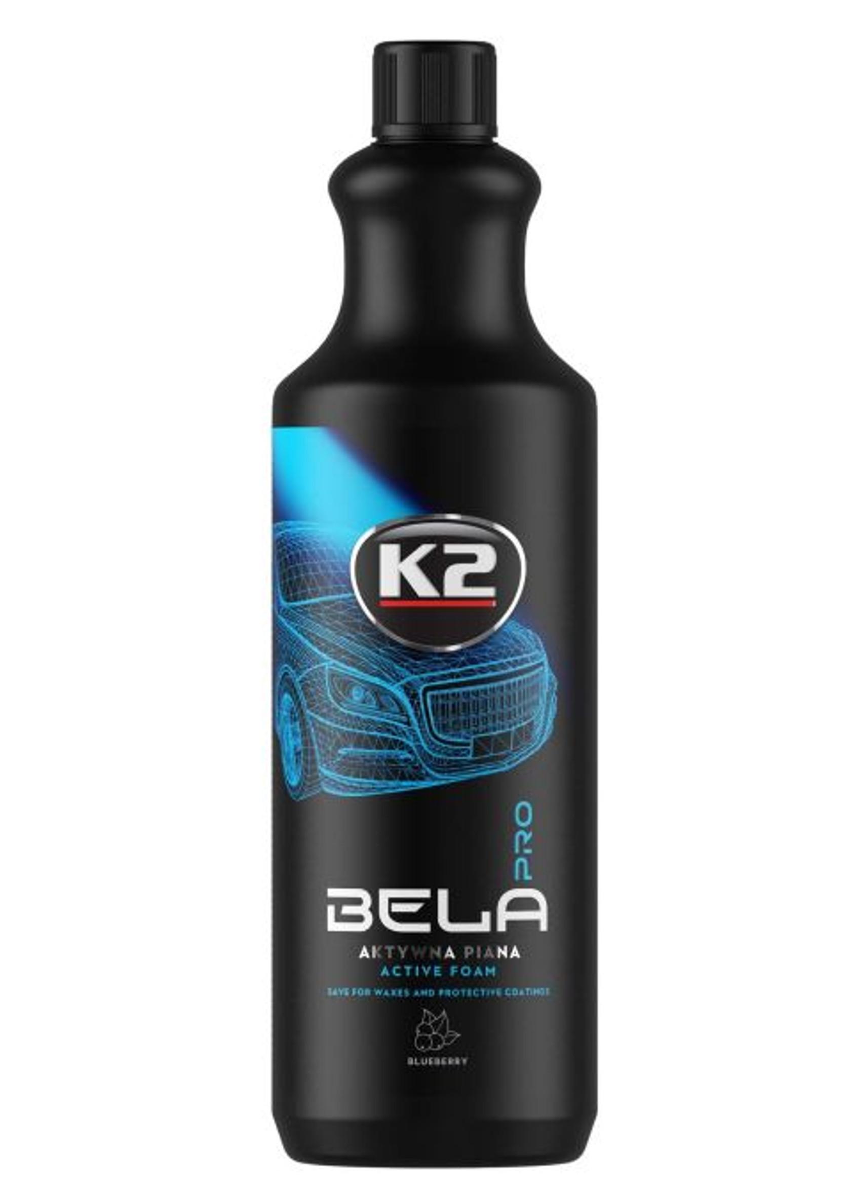K2 Bela PRO 1L Blueberry Piana Aktywna