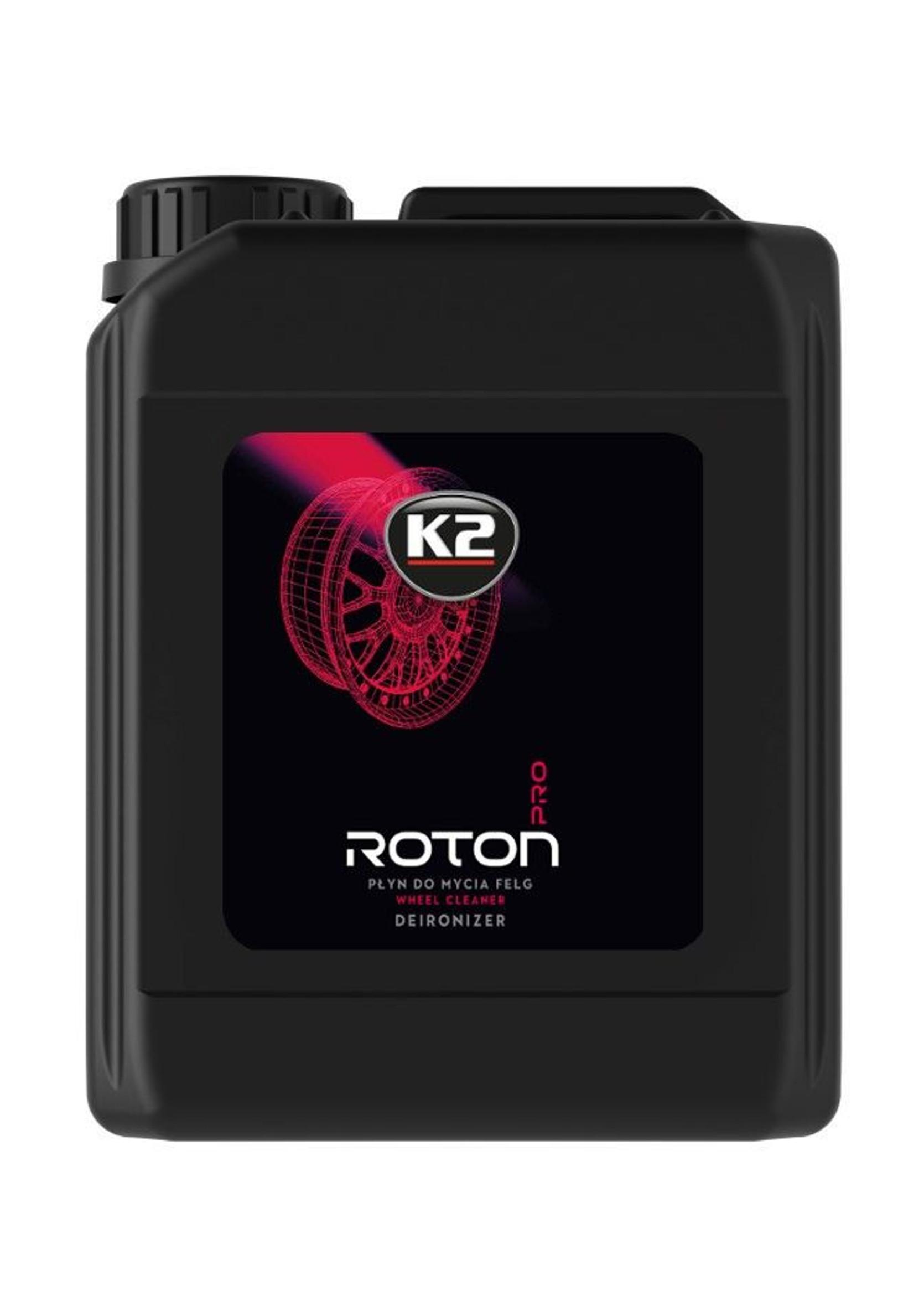 K2 Roton PRO 5L Płyn Żel do Czyszczenia Felg