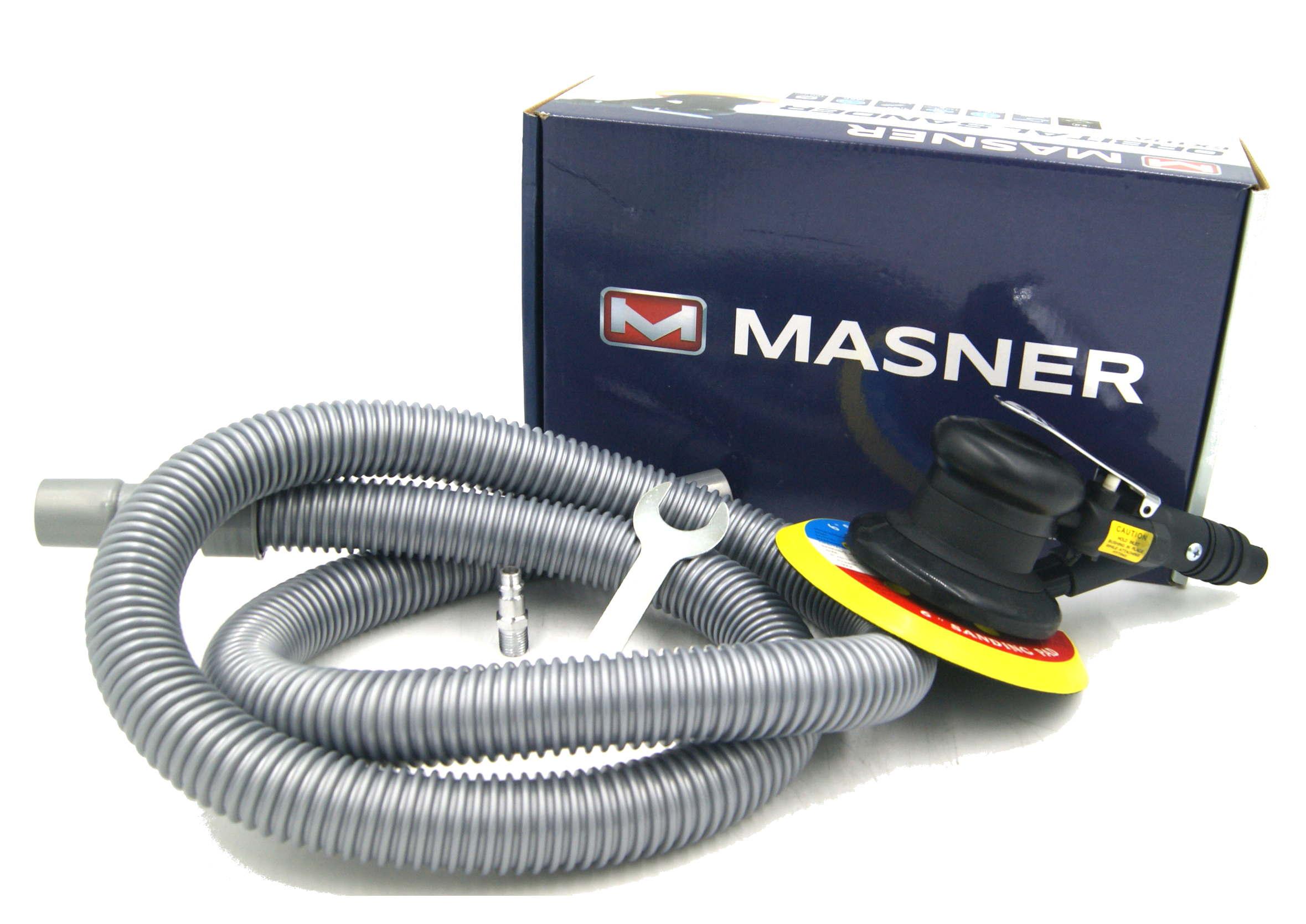 K2 Szlifierka pneumatyczna oscylacyjna premium