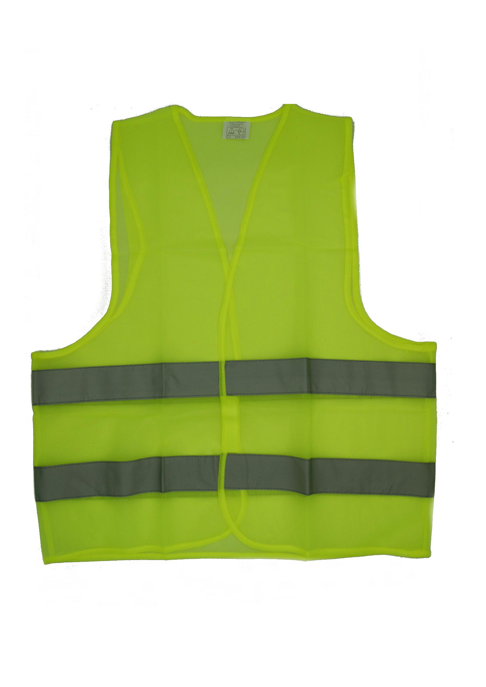 Kamizelka Odblaskowa Ostrzegawcza Żółta Seledynowa norma UE DIN 471
