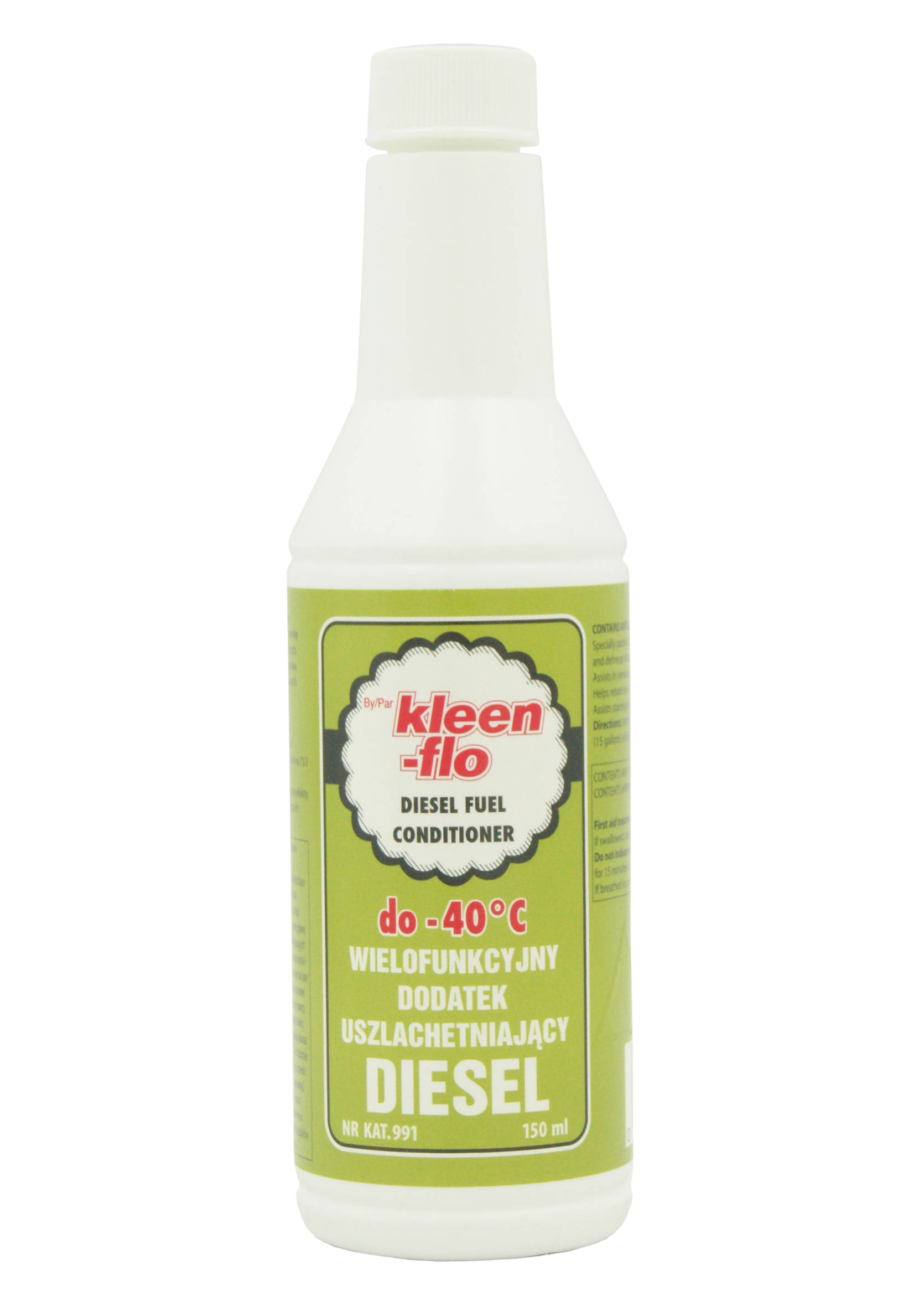 Kleen-Flo Diesel Fuel Conditioner 150ml Uszlachetniający Dodatek do Diesla