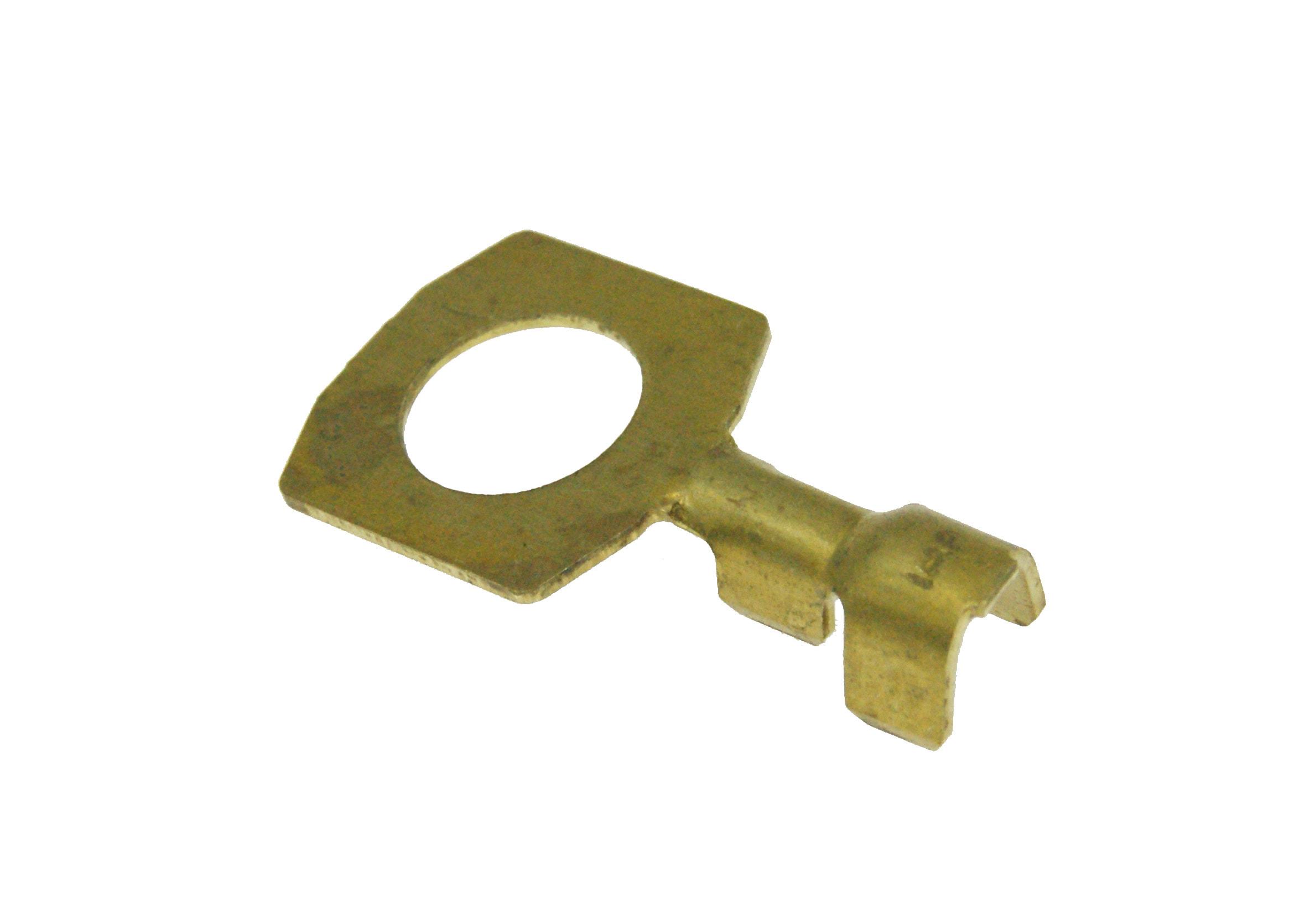 Konektory Oczkowe M8 0-2,5 mm 10 szt
