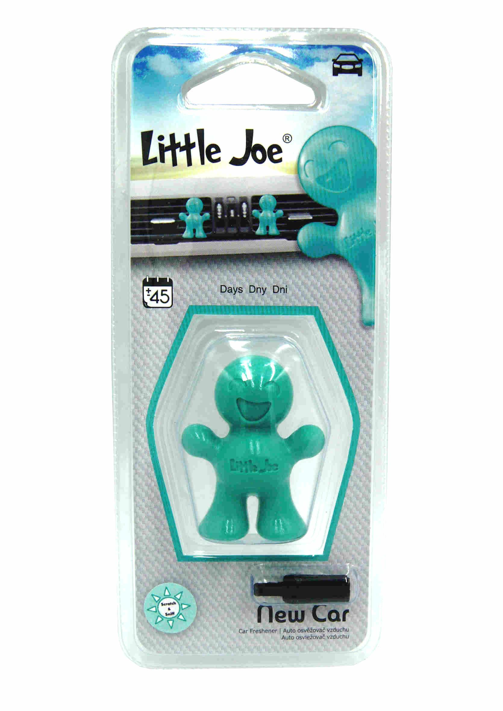 Little Joe 3D New Car Zapach Samochodowy