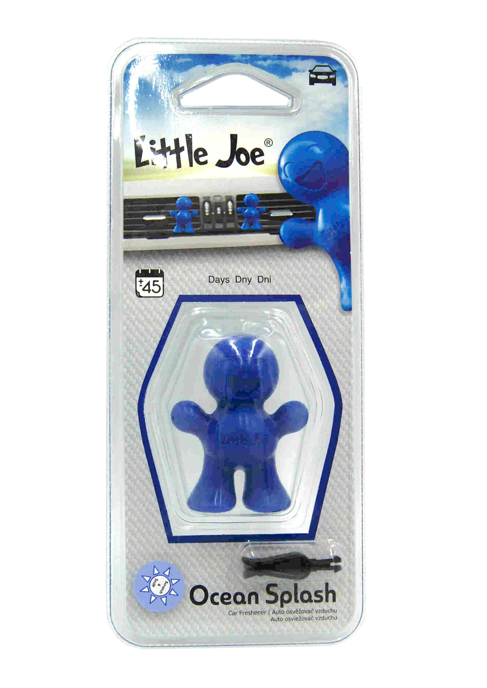 Little Joe 3D Ocean Splash Zapach Samochodowy