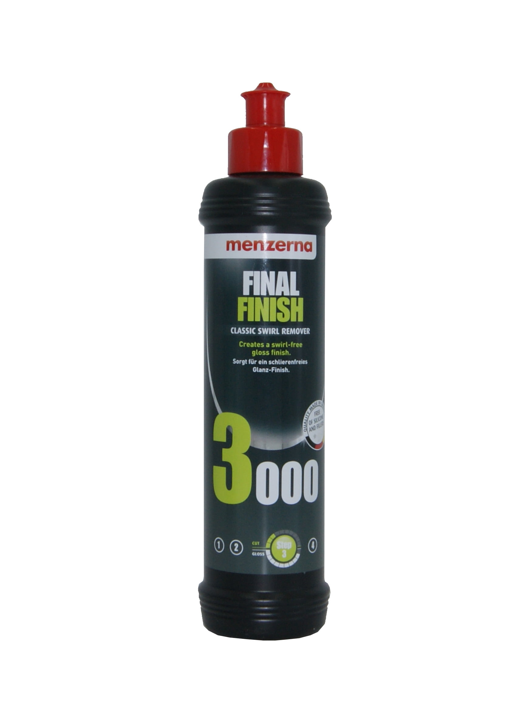 Menzerna Final Finish 3000 250ml Finishowa Pasta Polerska