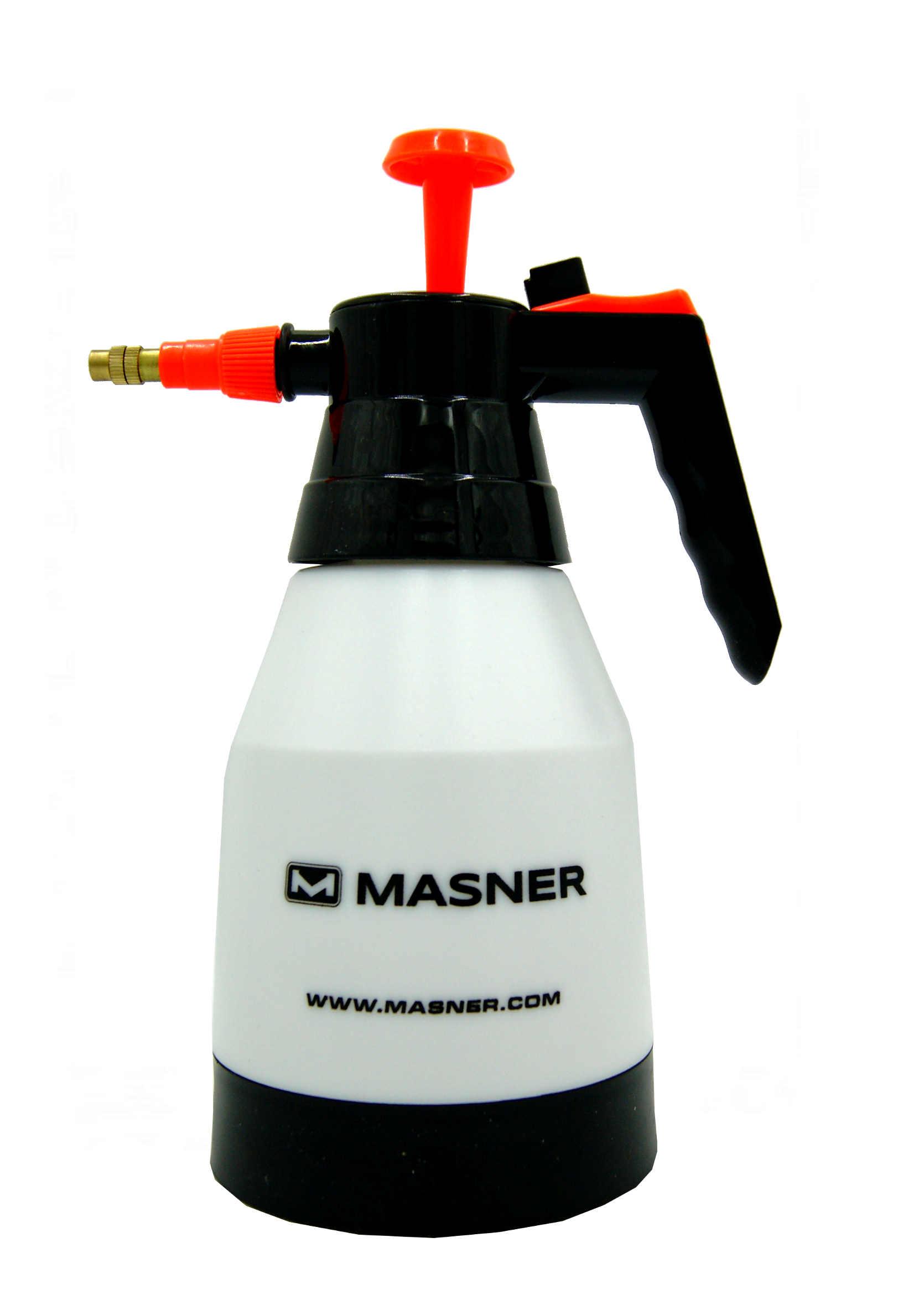 K2 Masner Opryskiwacz Ciśnieniowy Ręczny 1L do Aplikacji Lekkiej Chemii