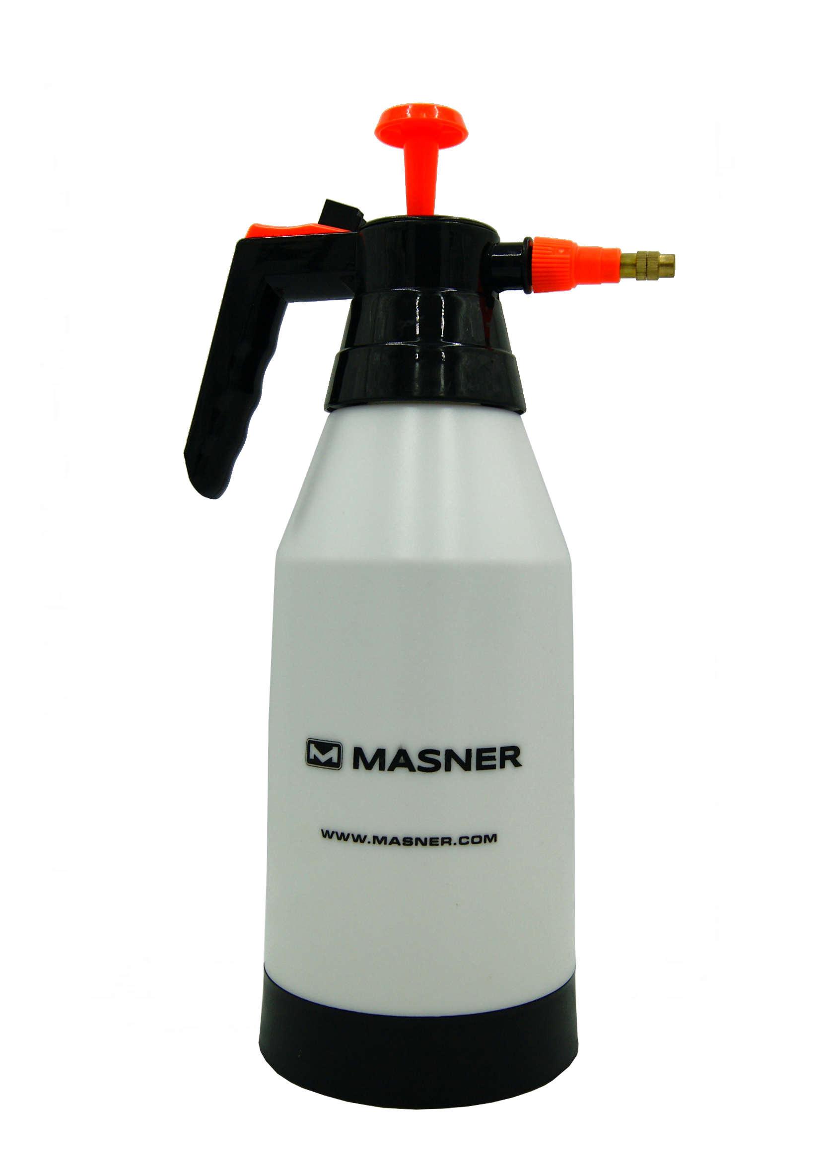 K2 Masner Opryskiwacz Ciśnieniowy Ręczny 2L do Aplikacji Lekkiej Chemii