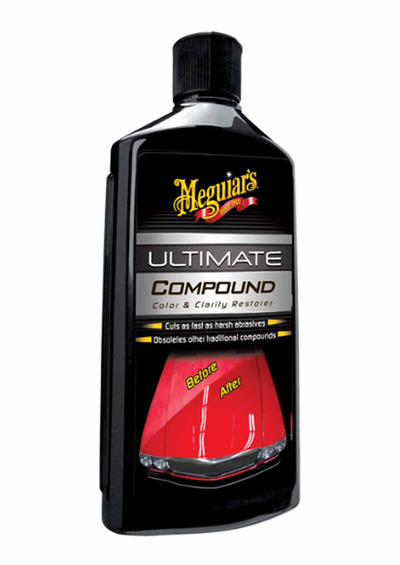 Meguiar\'s Ultimate Compound Preparat Lekkościerny do usuwania rys 450 ml