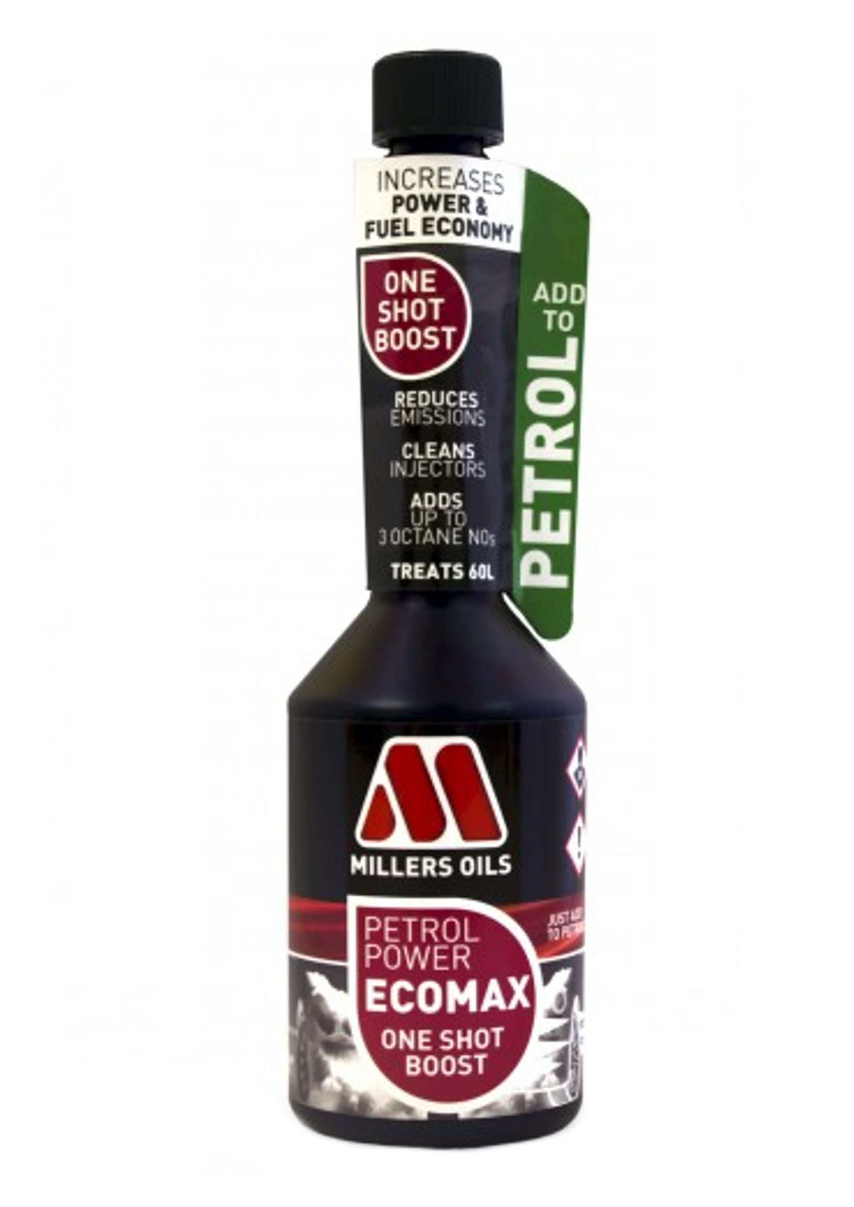 Millers Petrol Power EcoMax 250ml Dodatek do Benzyny
