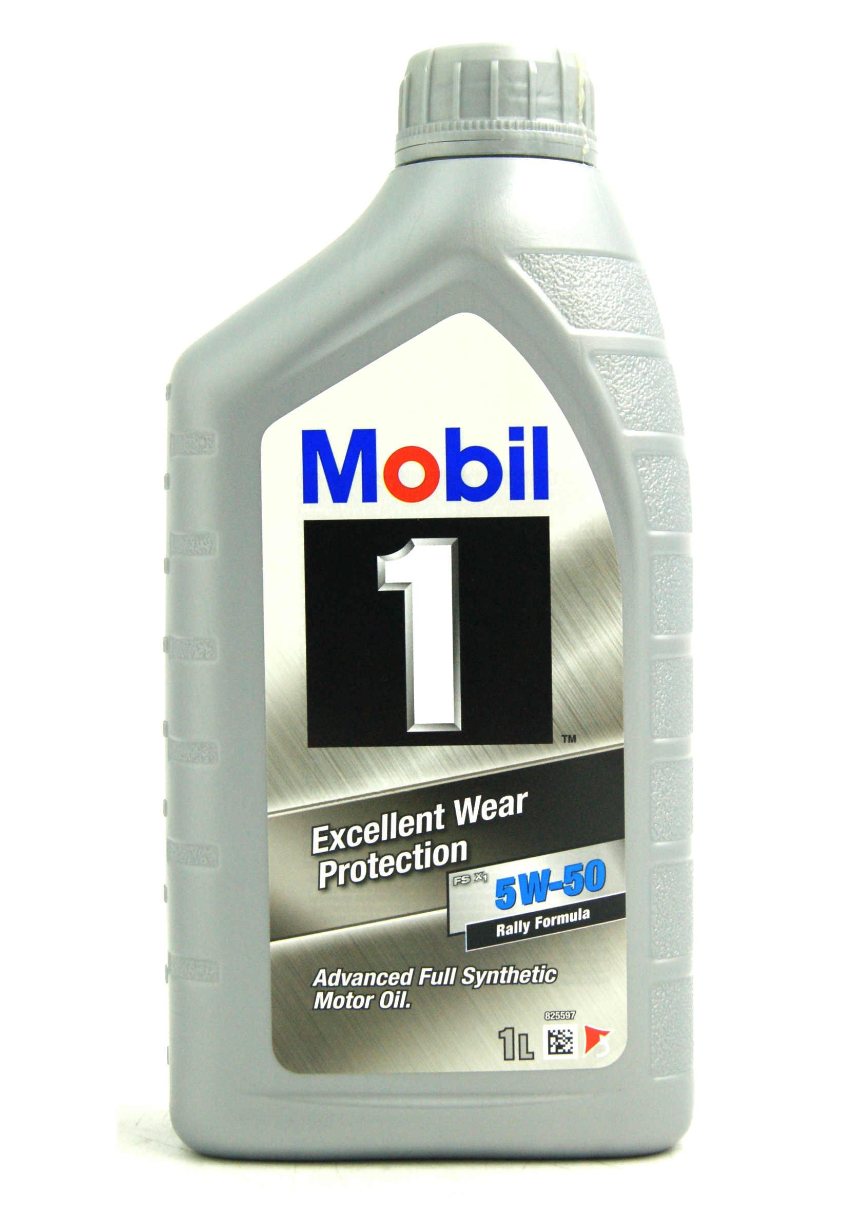 Mobil 1 FS X1 5W50 Rally Formula 1L Olej Silnikowy Syntetyczny