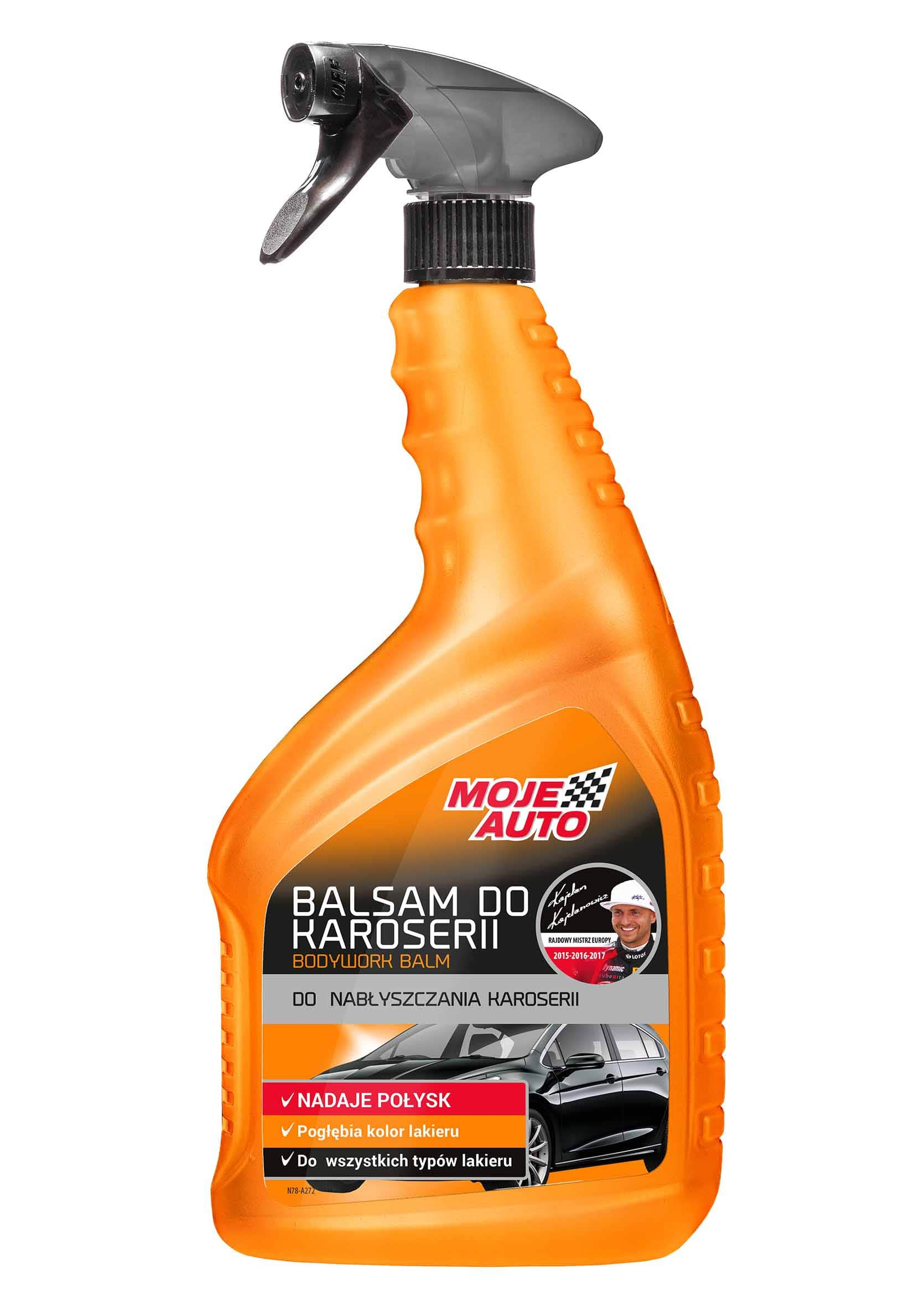 Moje Auto Balsam do Karoserii 750ml