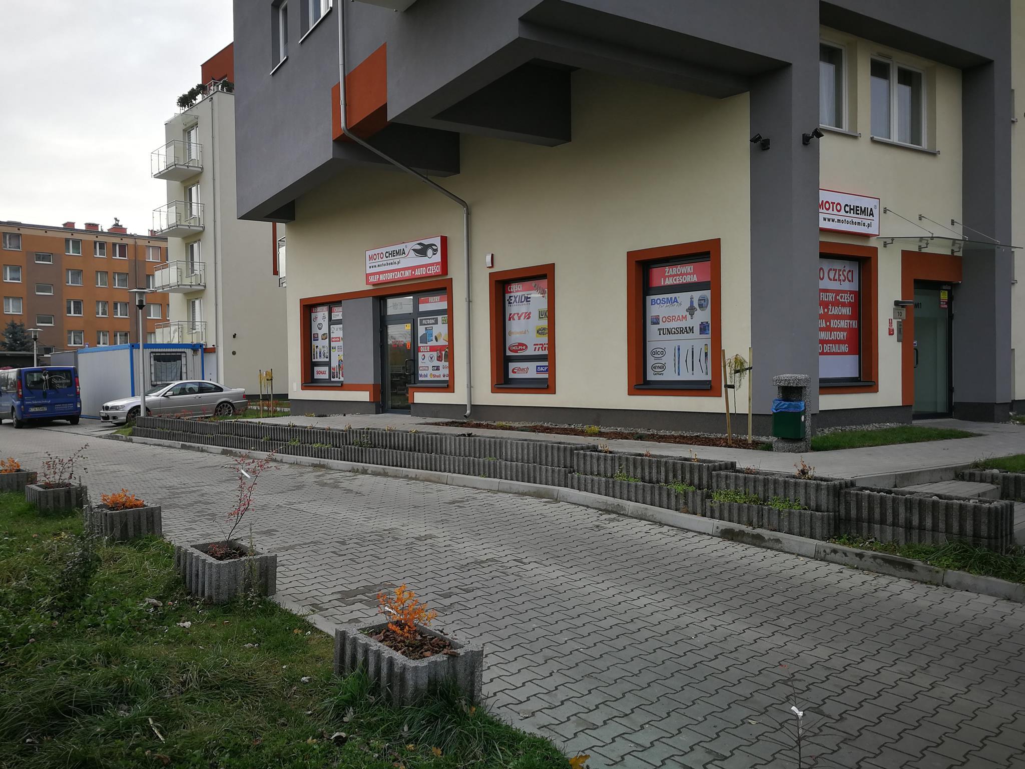 Motochemia ul. W.Danka 10/U3 Kraków