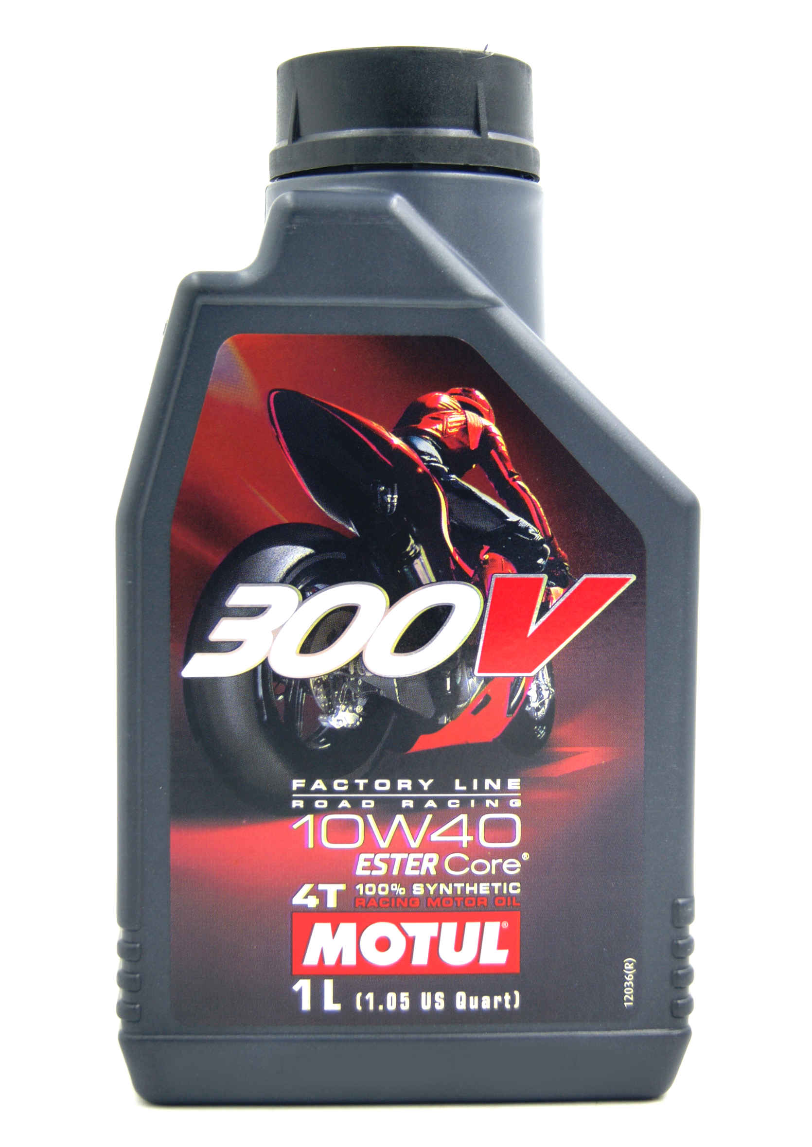 Motul 300V Factory Line Road Racing 4T 10W40 1L Olej Silnikowy Syntetyczny Motocyklowy