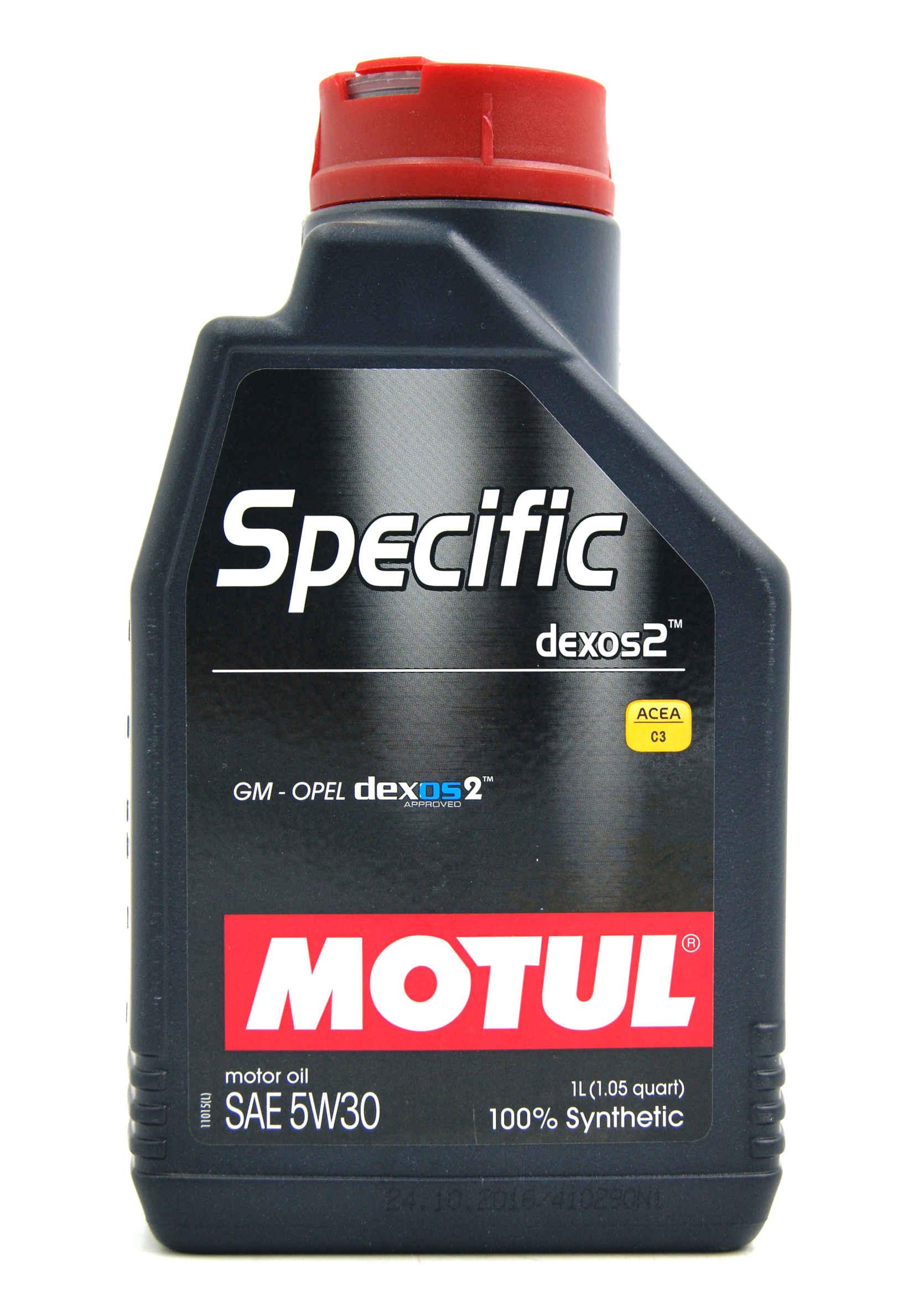 Motul Specific Dexos 2 5W30 1L Olej Silnikowy Syntetyczny