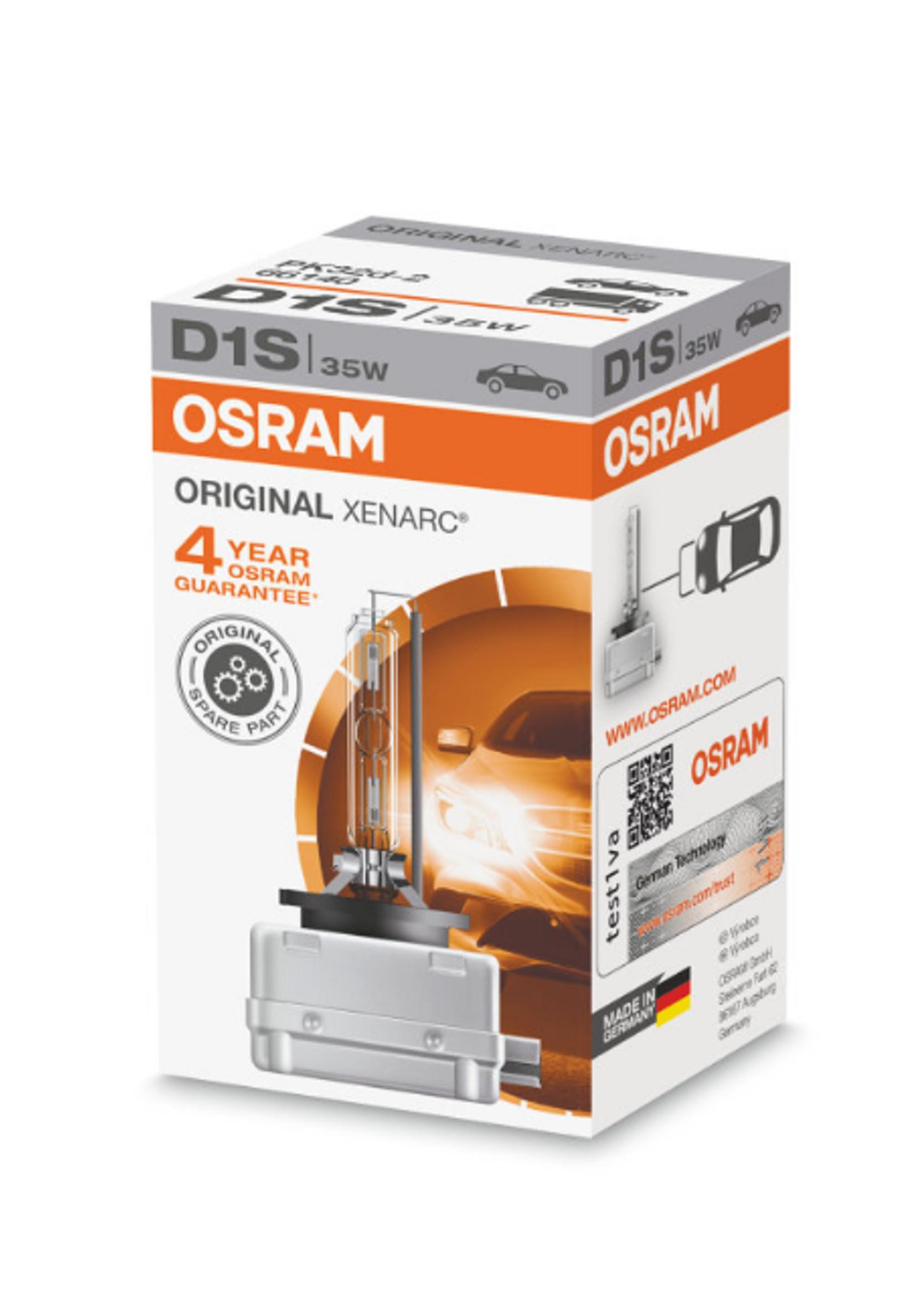 Osram Xenarc Original D1S 85V 35W Ksenon 1szt