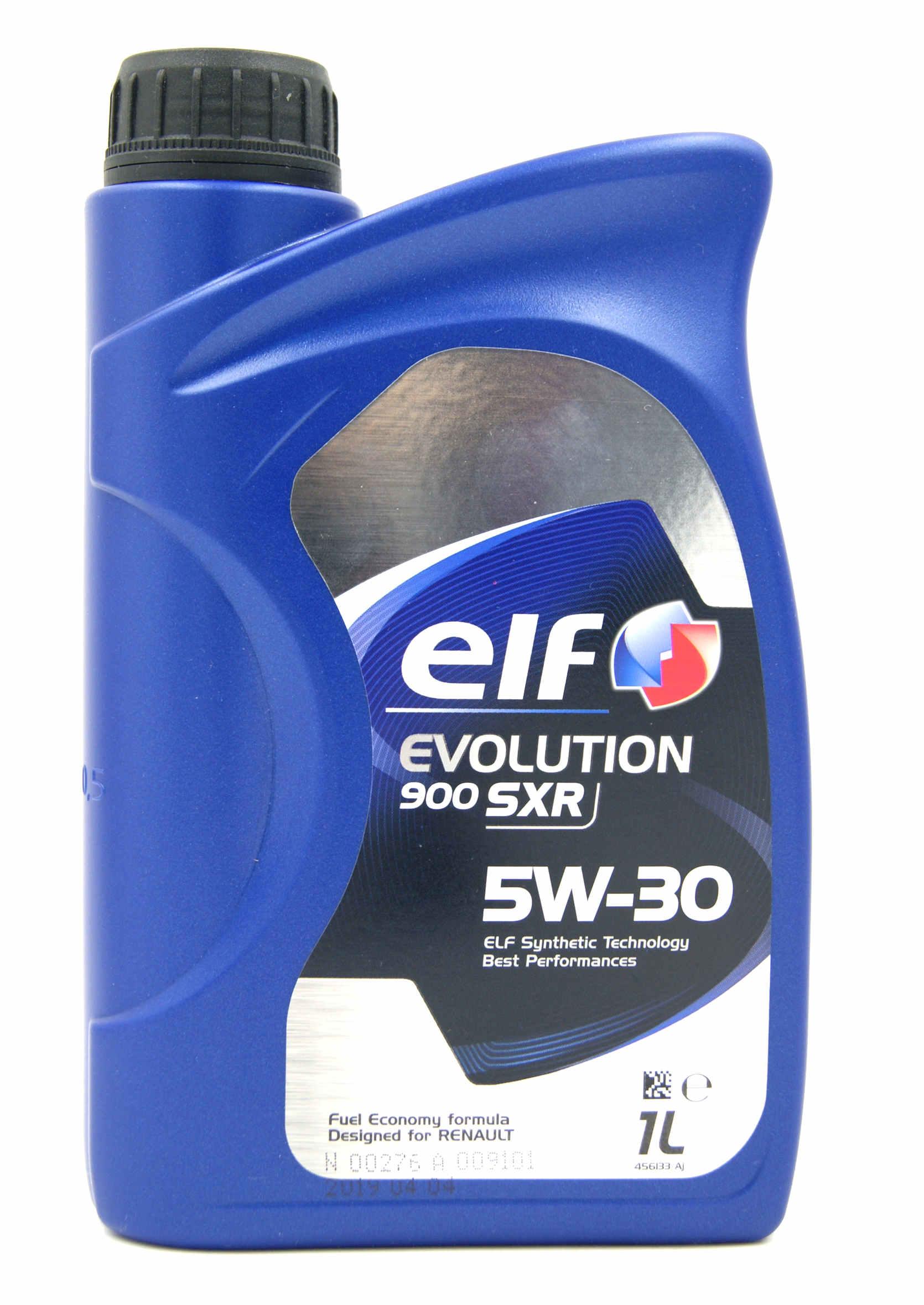 Elf Evolution 900 SXR 5W30 1L Olej Silnikowy Syntetyczny