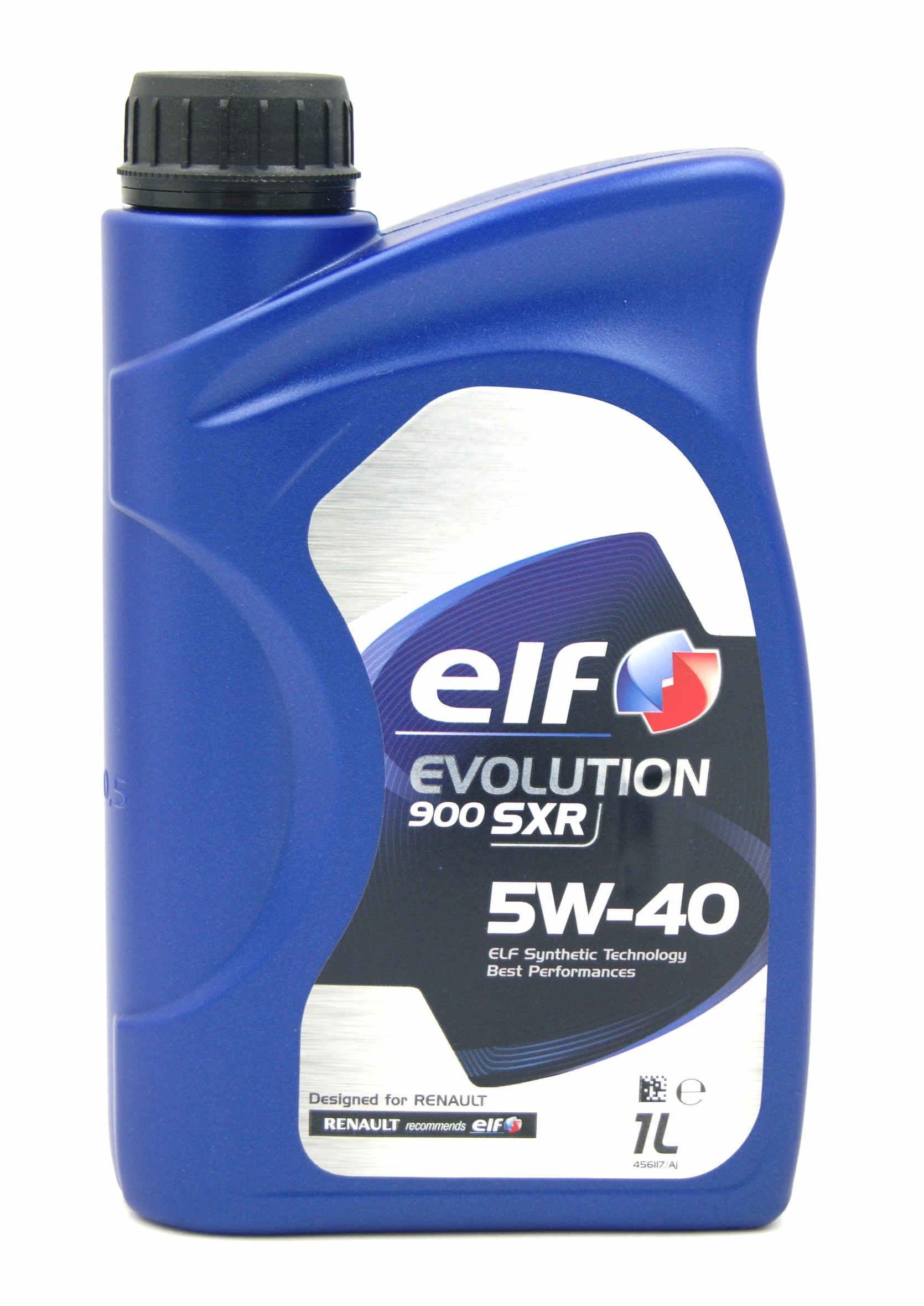 Elf Evolution 900 SXR 5W40 1L Olej Silnikowy Syntetyczny