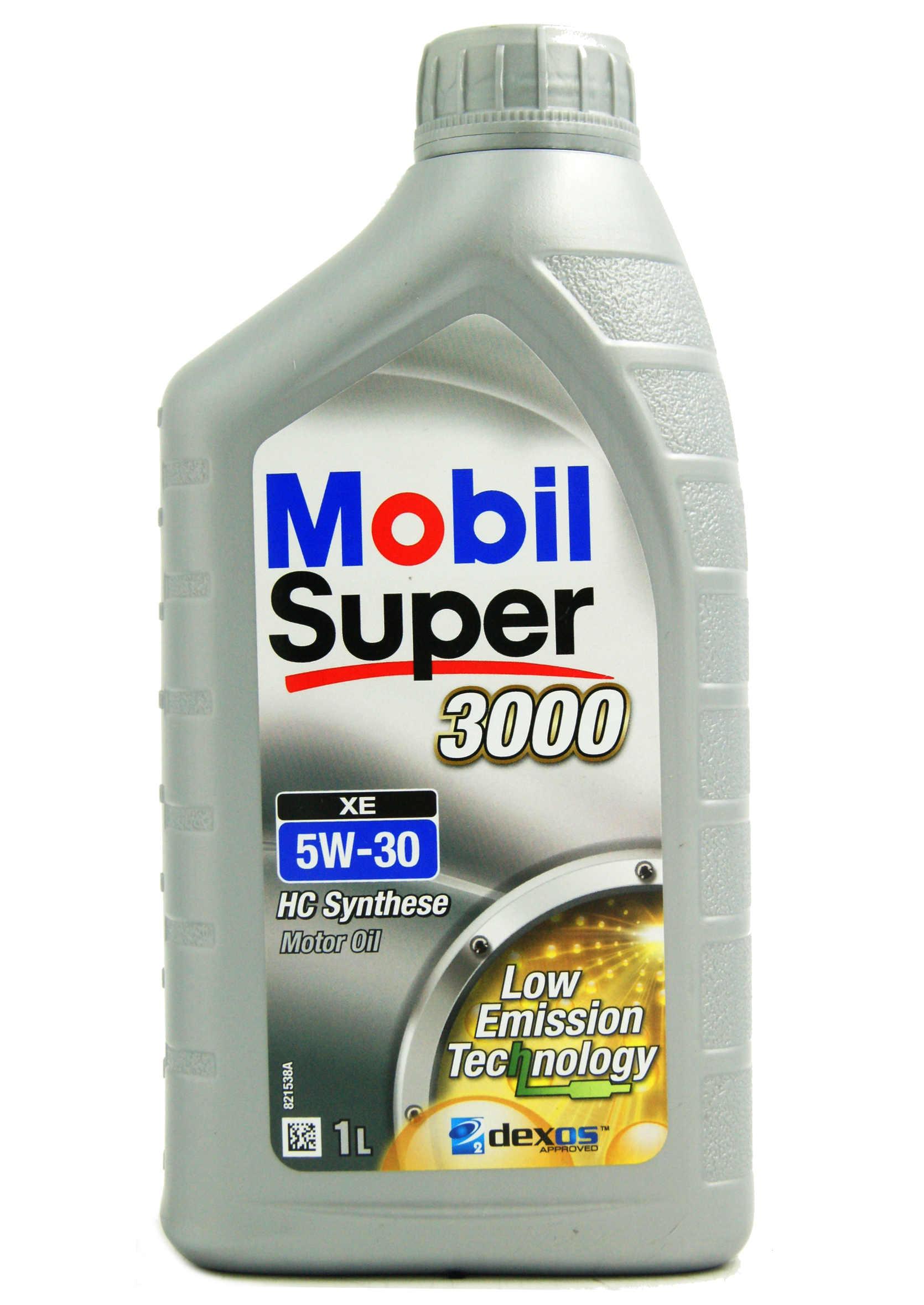 Mobil 1 Super 3000 XE 5W30 1L Olej Silnikowy Syntetyczny