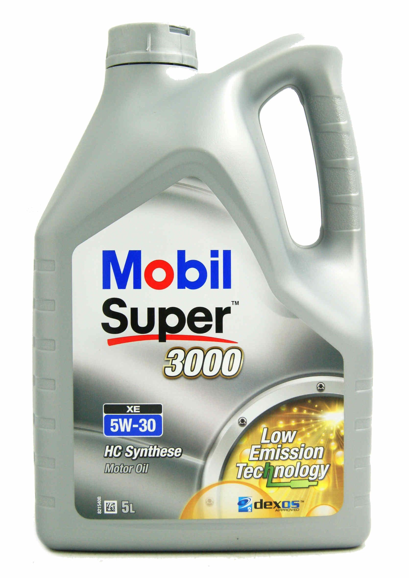 Mobil 1 Super 3000 XE 5W30 5L Olej Silnikowy Syntetyczny