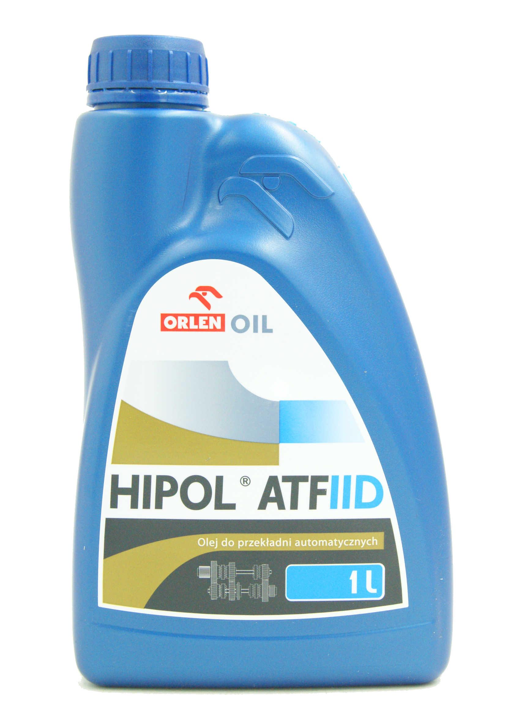Hipol ATF IID 1L Mineralny Olej do Automatycznej Skrzyni Biegów