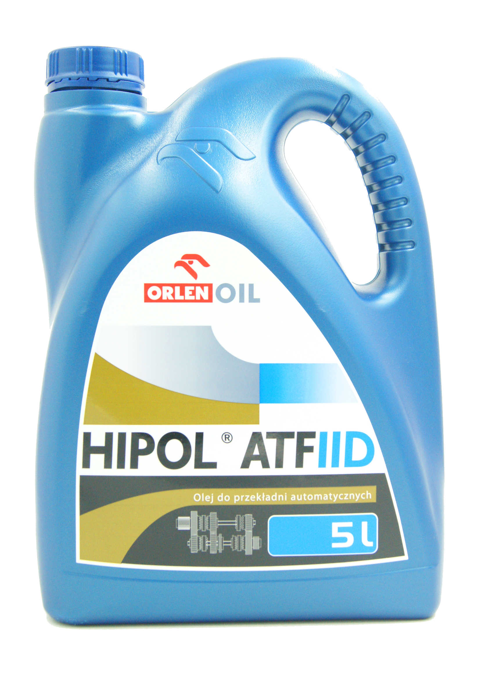 Hipol ATF IID 5L Mineralny Olej do Automatycznej Skrzyni Biegów
