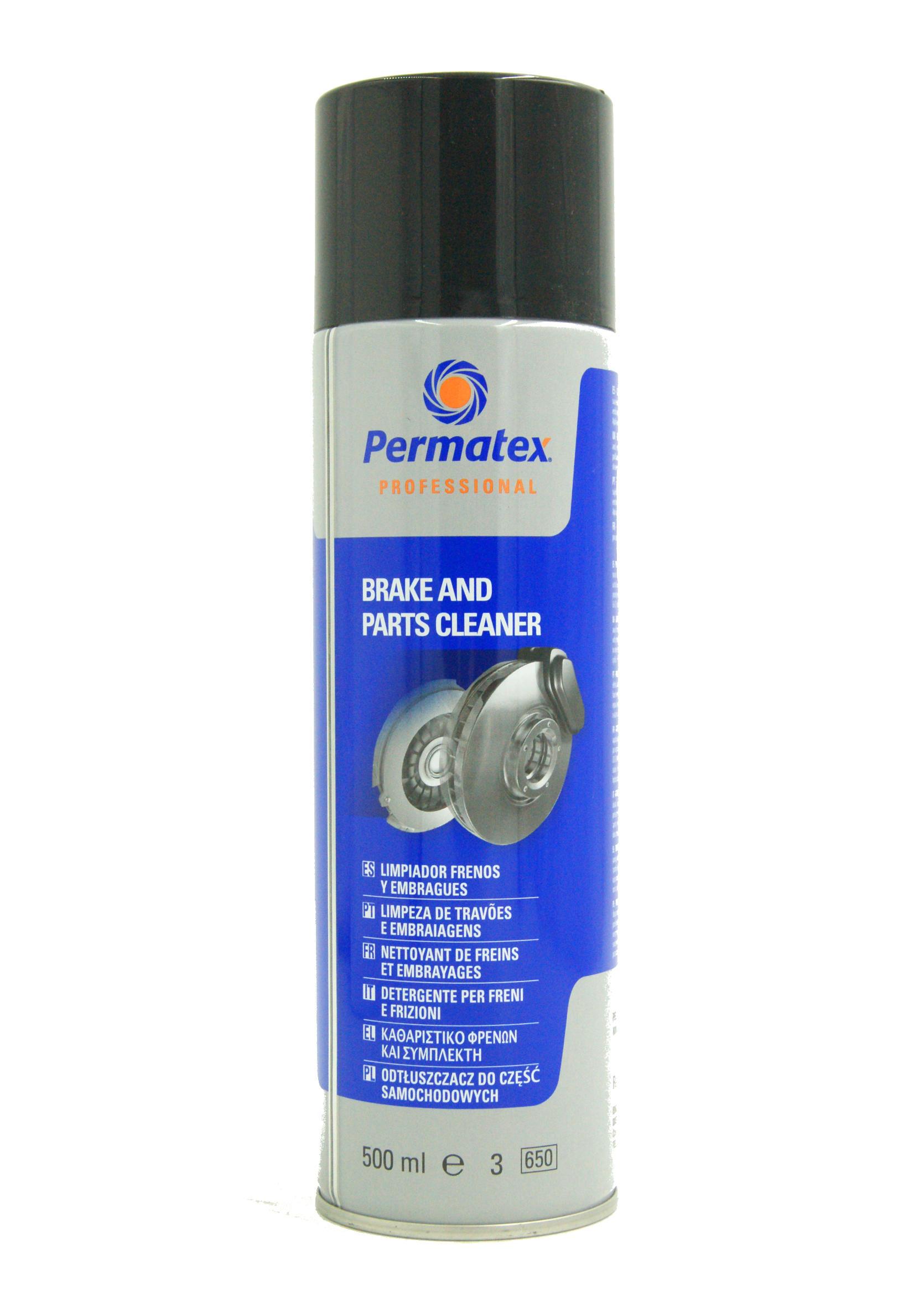 Permatex Brake Cleaner 500ml Zmywacz do hamulców układu hamulcowego