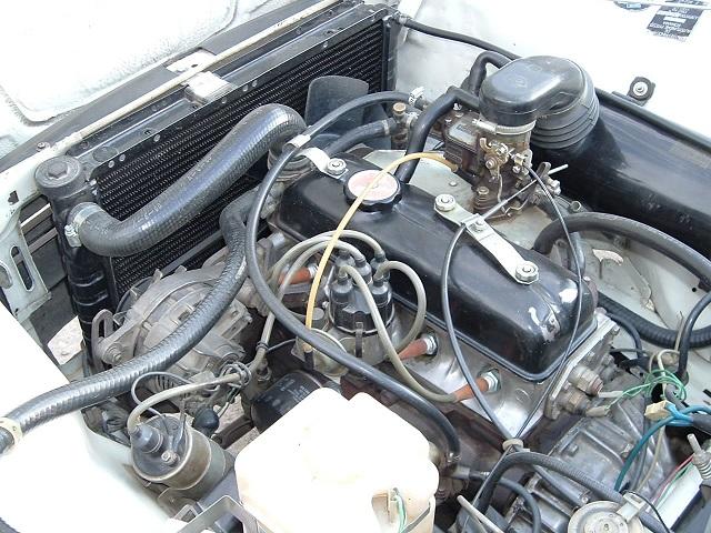 Środki mycia silników samochodowych