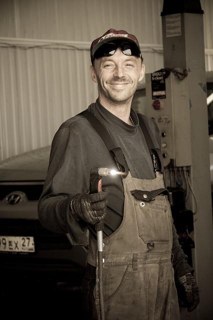 Pasty BHP do rąk dla mechaników