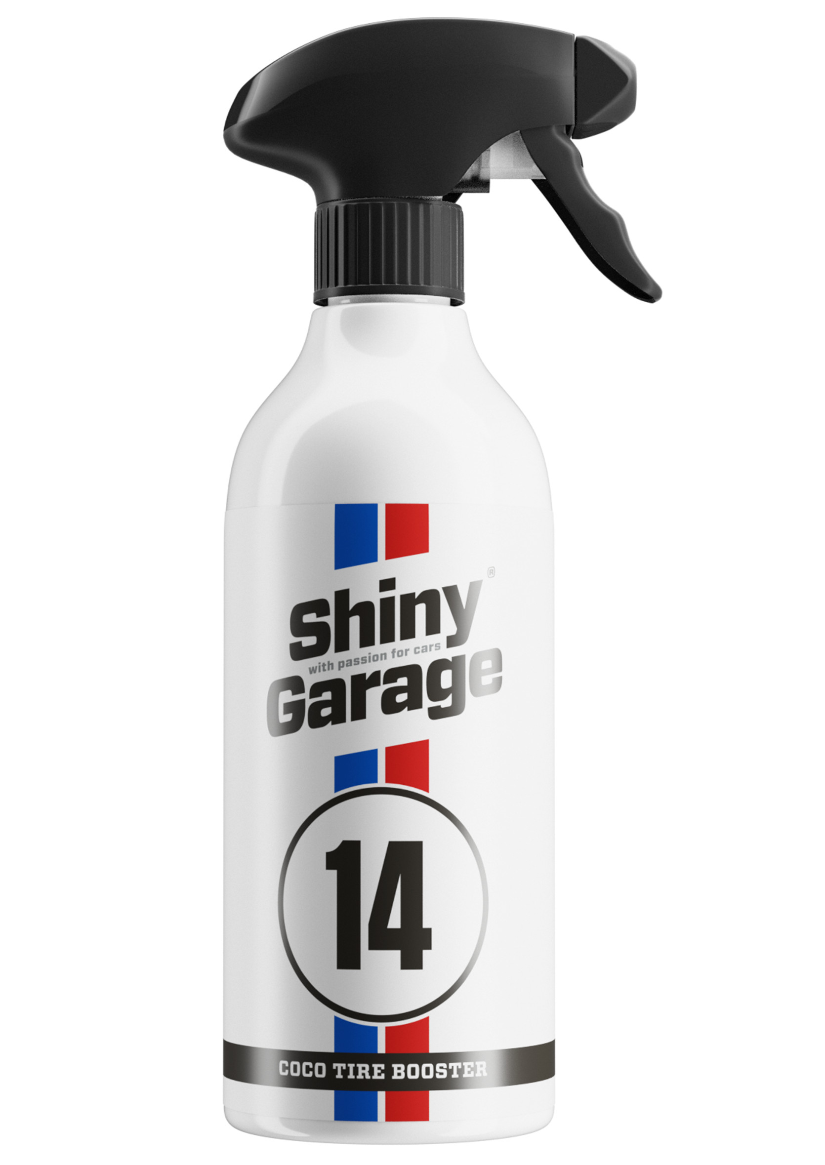 Shiny Garage Coco Tire Booster 500ml Dressing do Opon