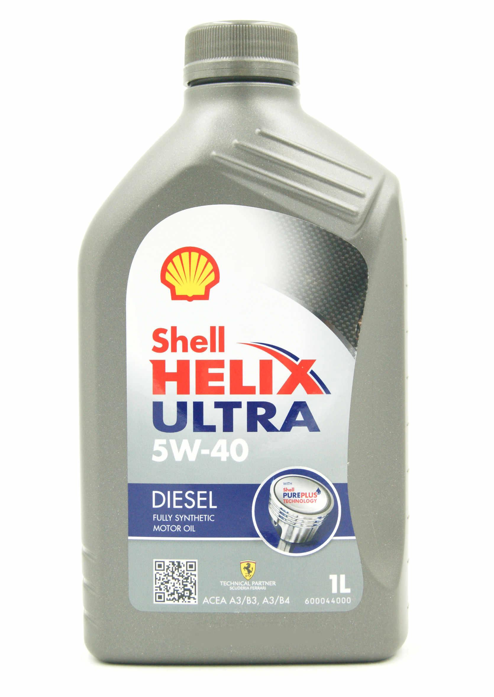 Shell Helix Ultra Diesel 5W-40 1L Olej Syntetyczny
