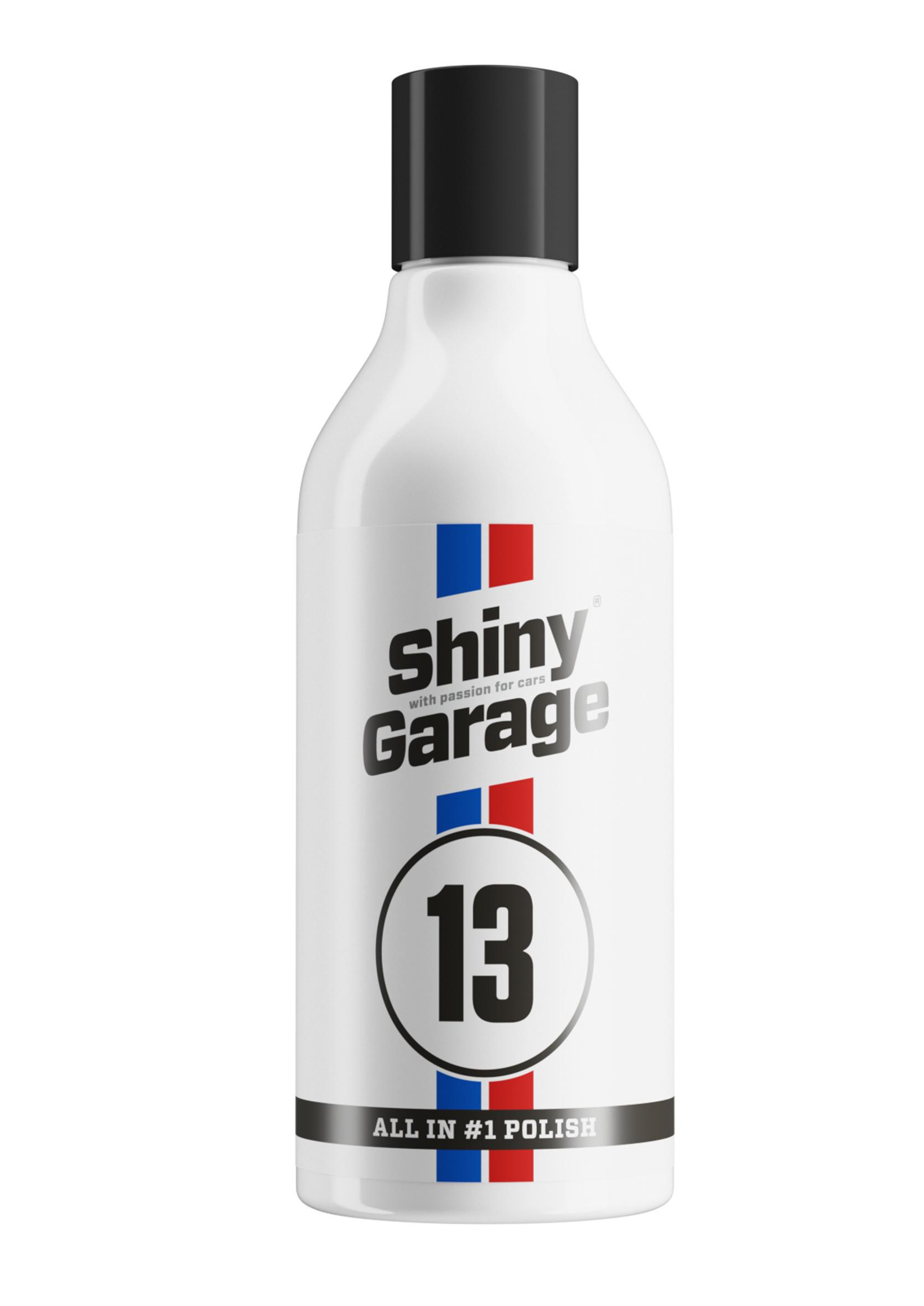 Shiny Garage All in One 250ml Politura Woskowa 3w1