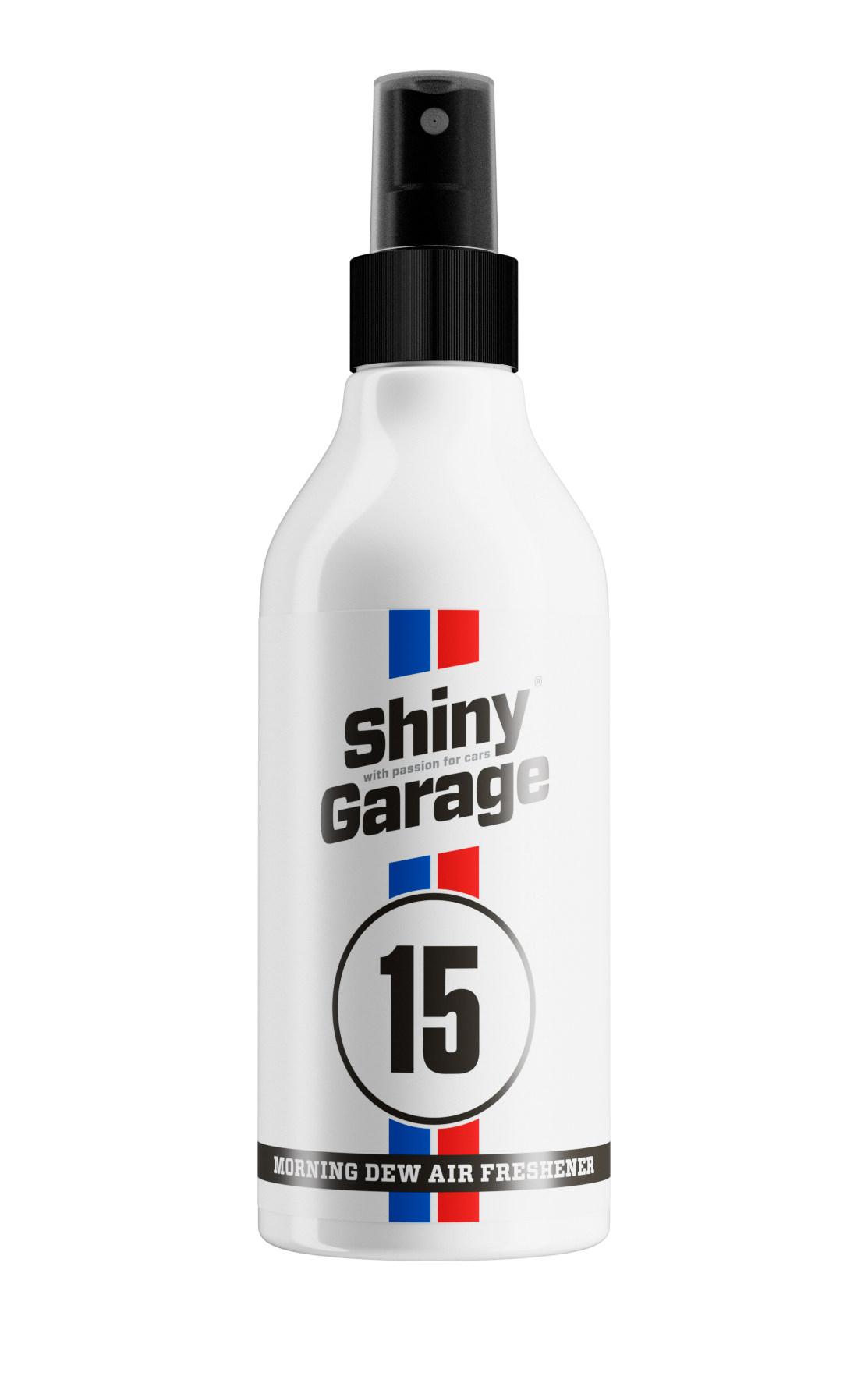 Odświeżacz Powietrza Shiny Garage Morning Dew Air Freshener 250ml
