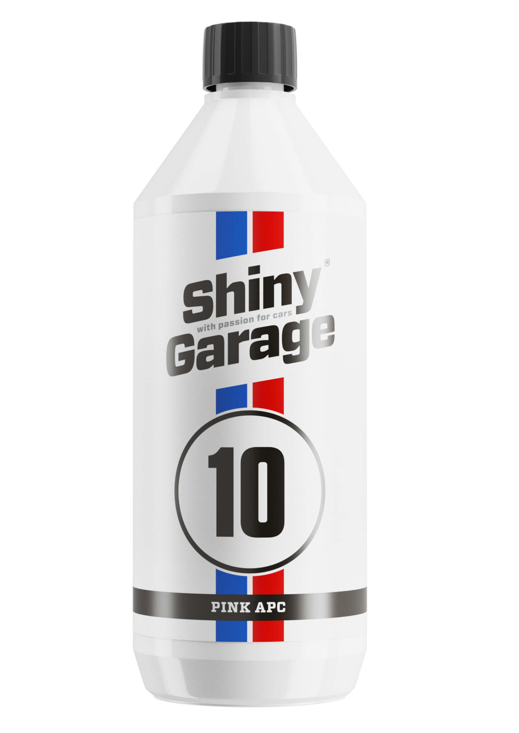 Shiny Garage Pink APC Poziomkowy Koncentrat do Czyszczenia Wnętrza 1L