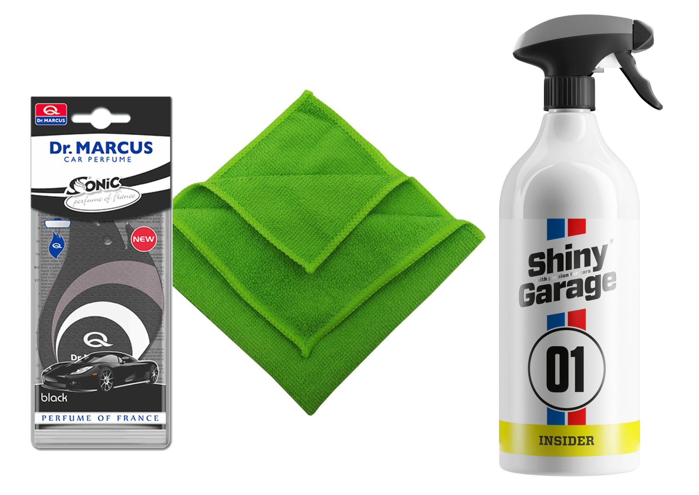 Shiny Garage Insider Interior Cleaner 1L Preparat do czyszczenia wnętrza Auta