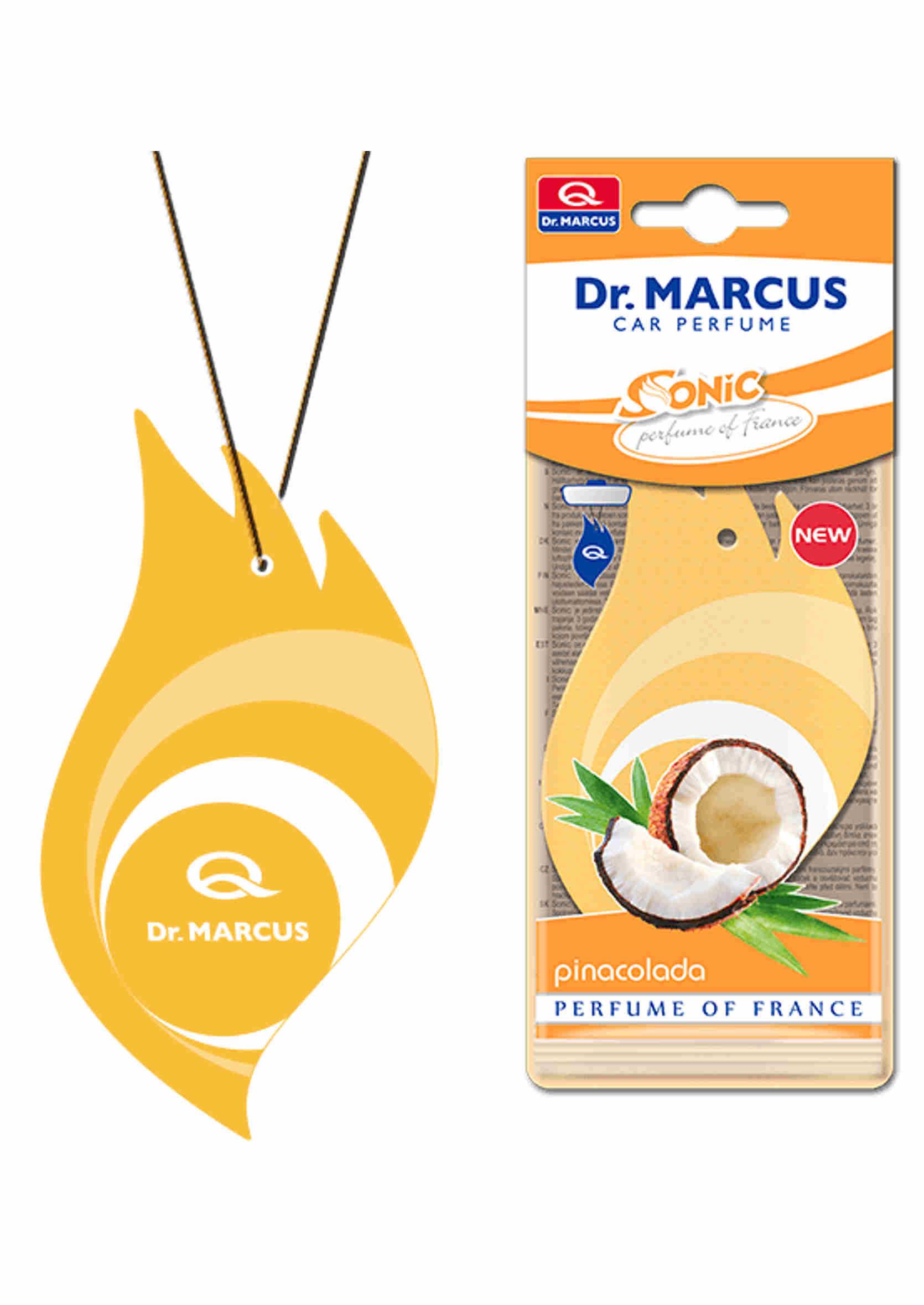 Dr. Marcus Sonic Pinacolada Listek Zapachowy Choinka