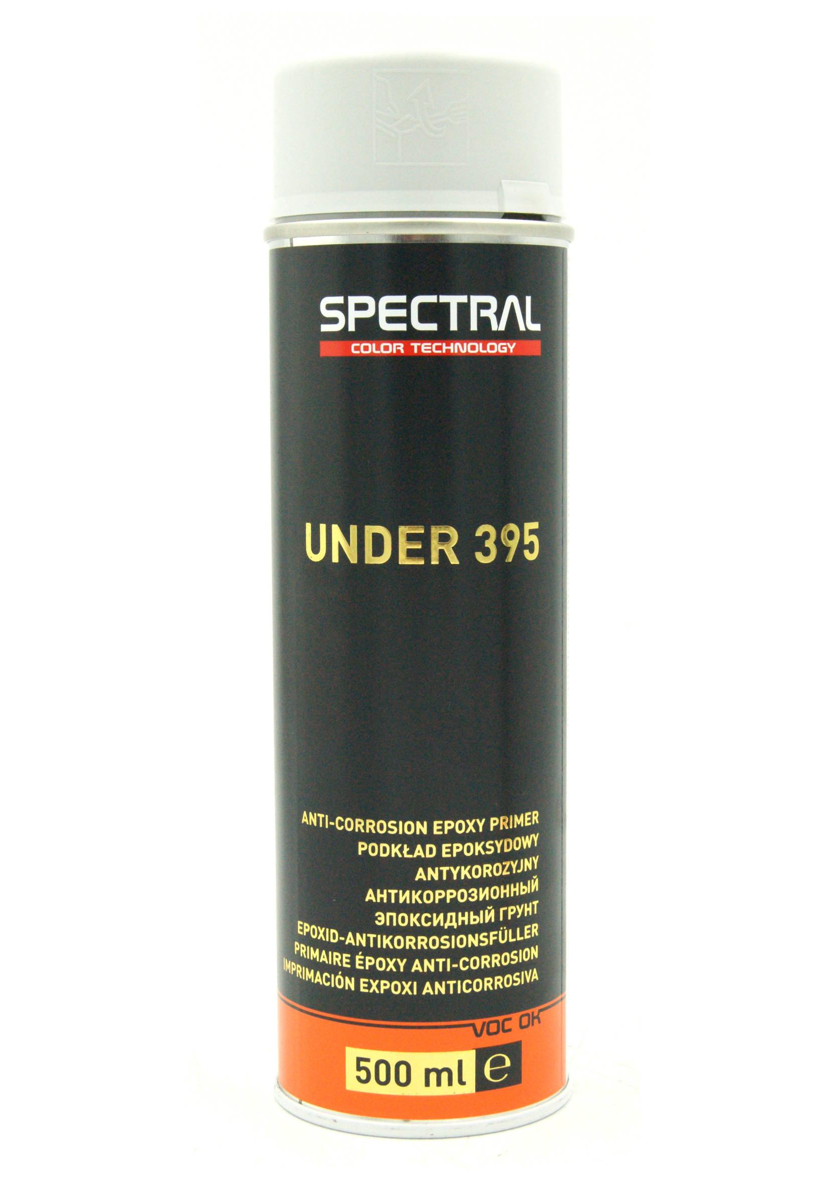 Spectral Under 395 Podkład Epoksydowy 500ml Szary