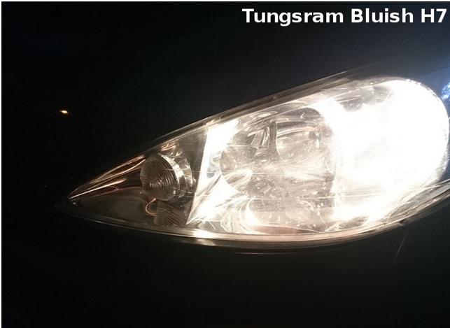 Porównanie Osram Cool Blue oraz Tungsram Bluish