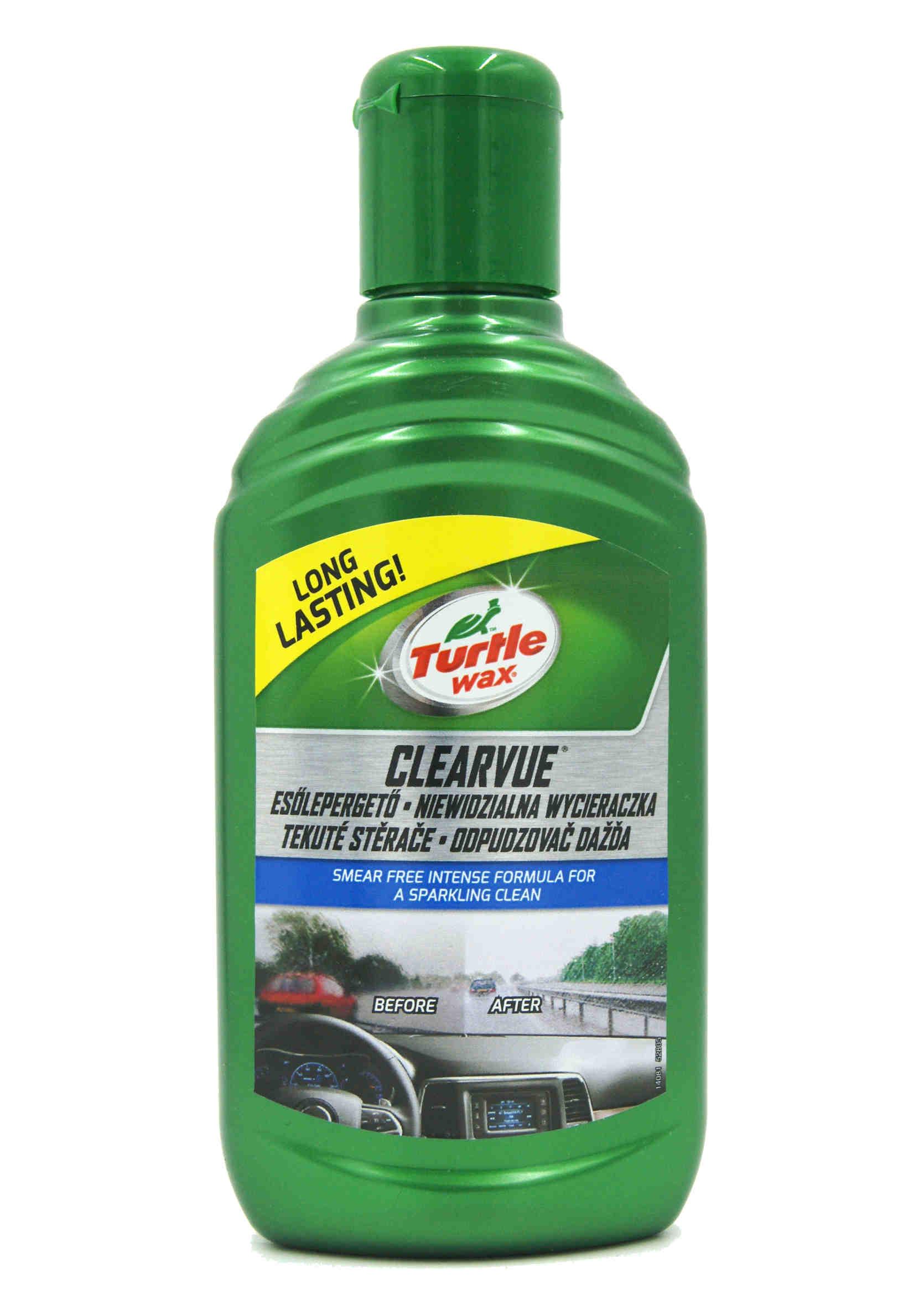 Turtle Wax Clearvue Rain Repellent 300ml Niewidzialna wycieraczka do szyb