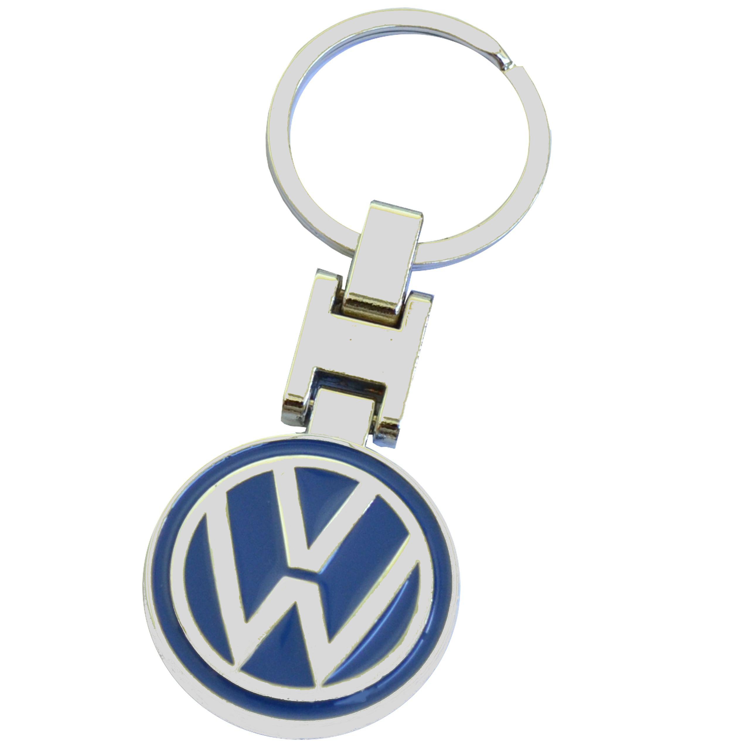 Breloczek Metalowy do Kluczyków samochodowych Volkswagen