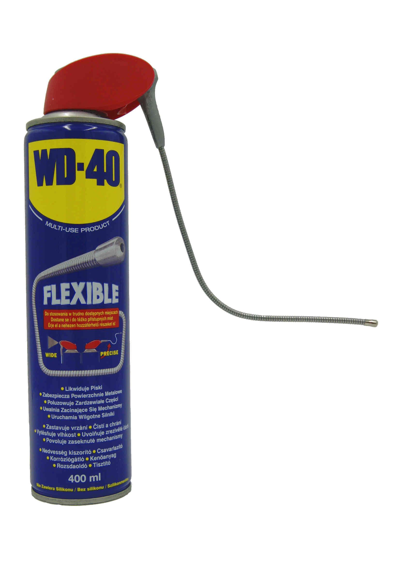 WD-40 400ml Flexible Preparat wielofunkcyjny