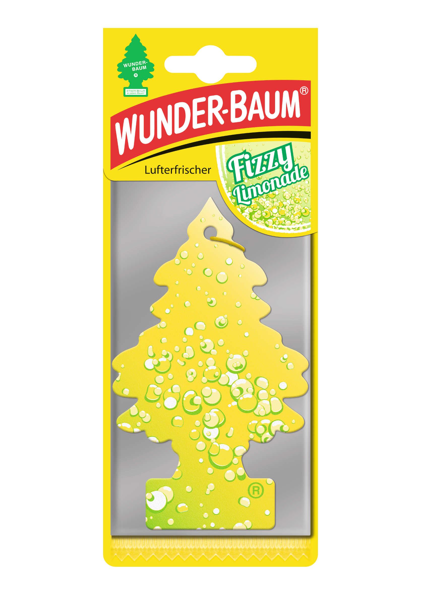 Wunder Baum Choinka Zapachowa Fizzy Limonade
