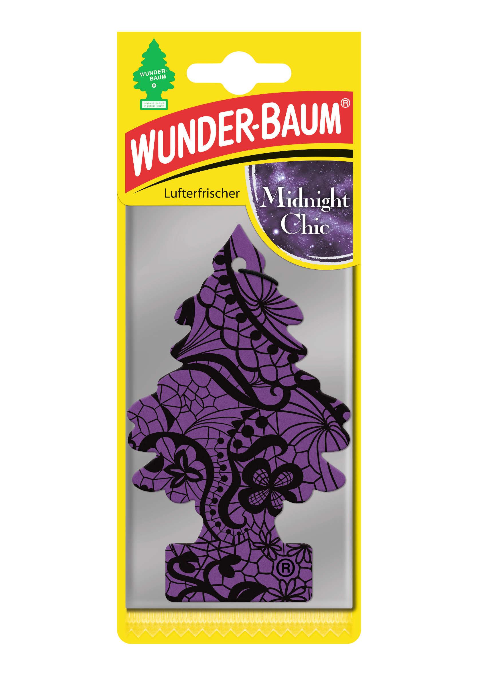 Choinka Zapachowa Wunder Baum Midnight Chic