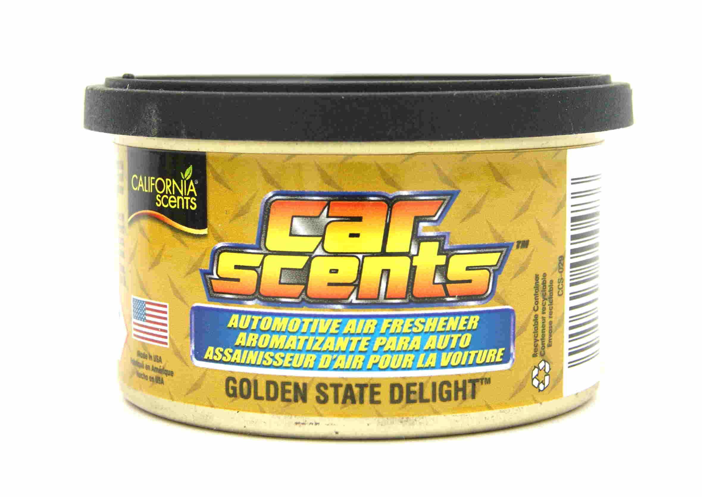 California Scents Golden State Delight 42g Zapach Samochodowy Puszka