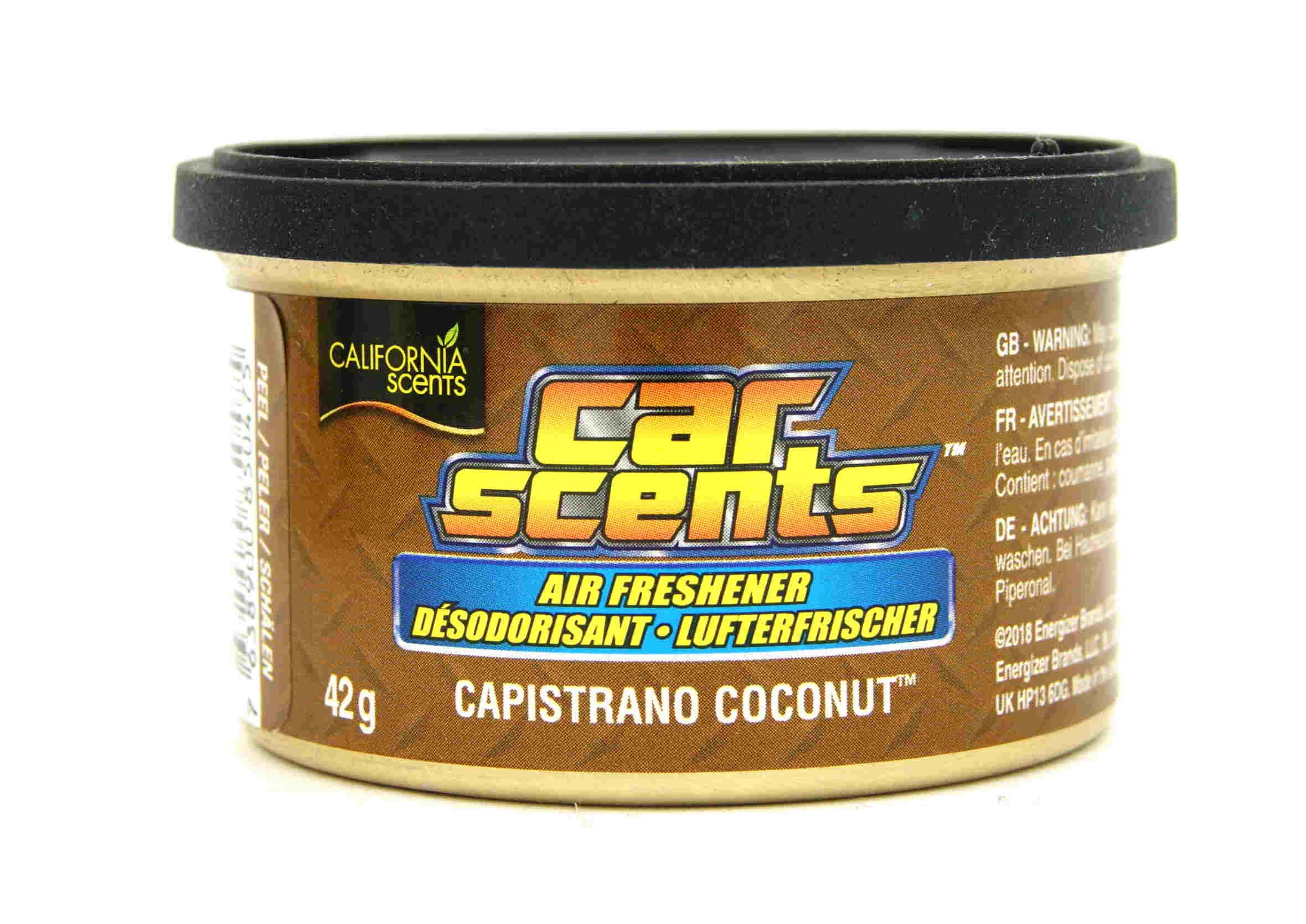 California Scents Capistrano Coconut 42g Zapach Samochodowy Puszka