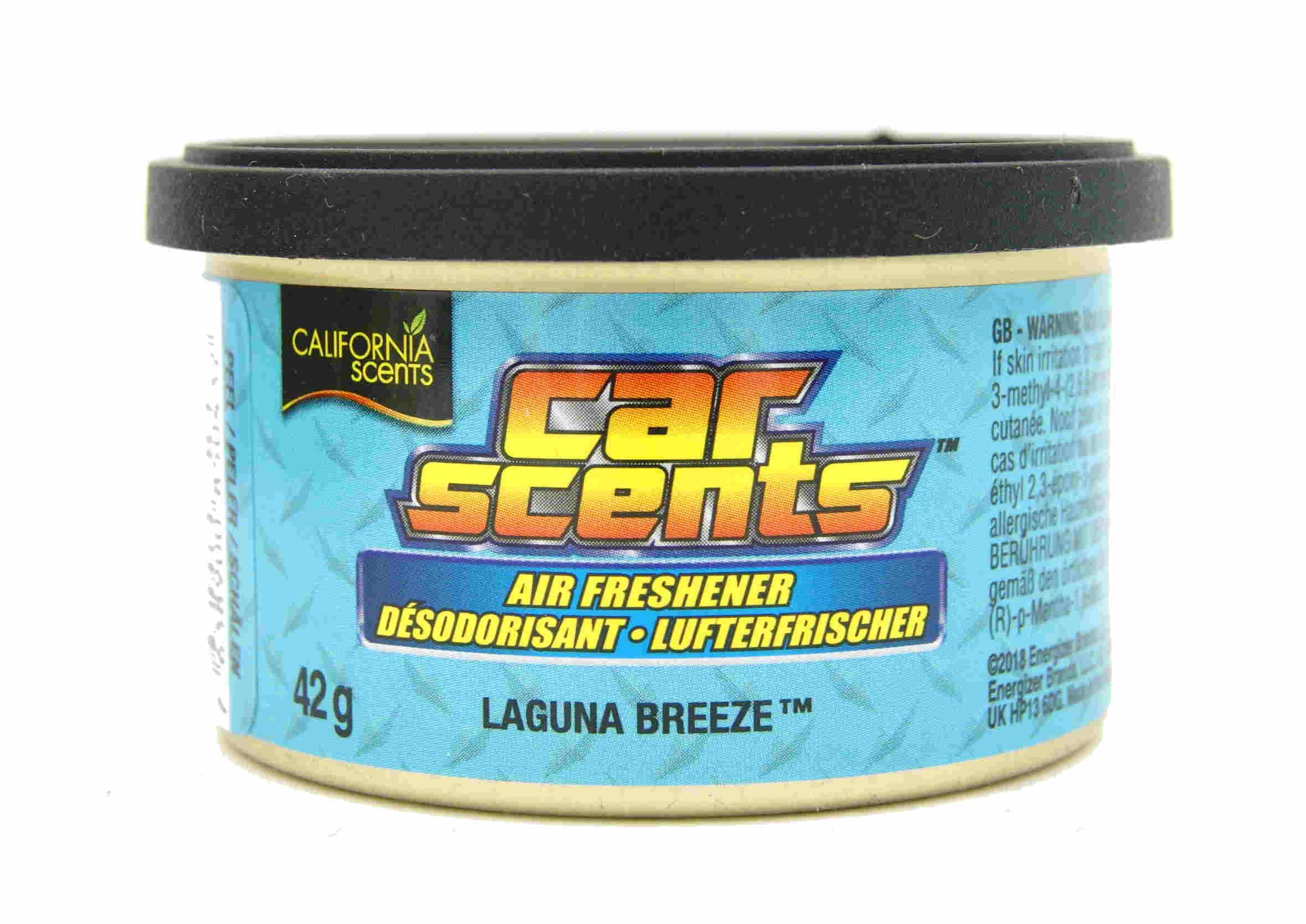 California Scents Laguna Breeze 42g Zapach Samochodowy Puszka