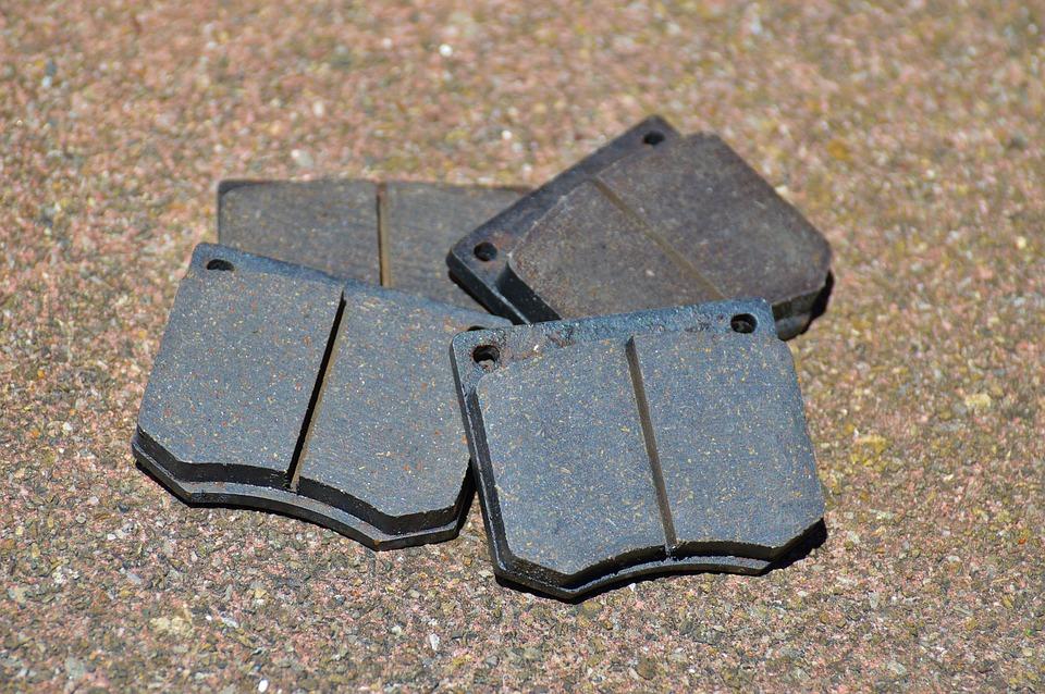 Klocki hamulcowe tylne - brake pads