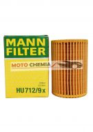 Filtr Oleju Mann HU712/9X do Honda Civic, Accord, CR-V 2.2