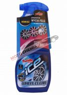 Ice Wheel Clean P�yn do mycia alufelg i ko�pak�w Turtle Wax 750ml.