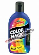 Wosk koloryzuj�cy Granatowy Color Magic 500ml + kredka maskuj�ca rysy Turtle Wax