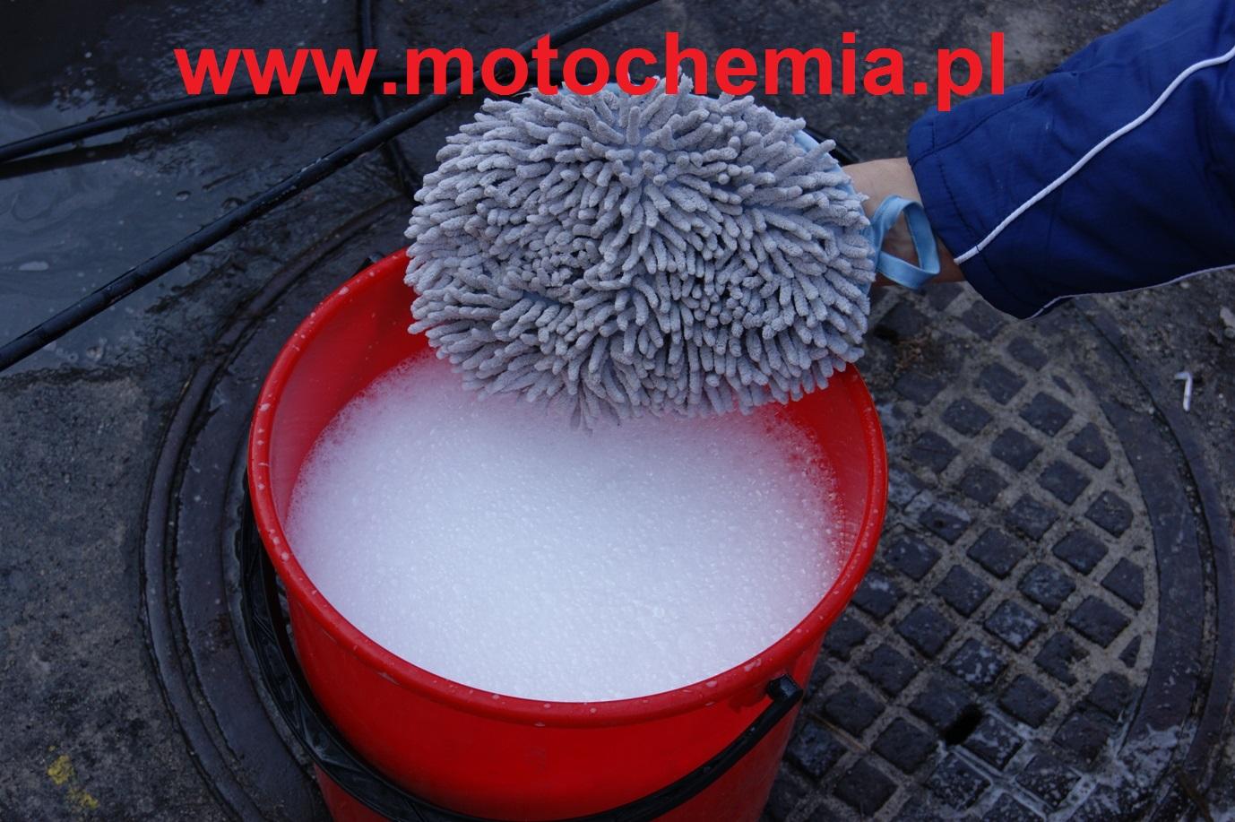 Rękawica do mycia auto Nigrin